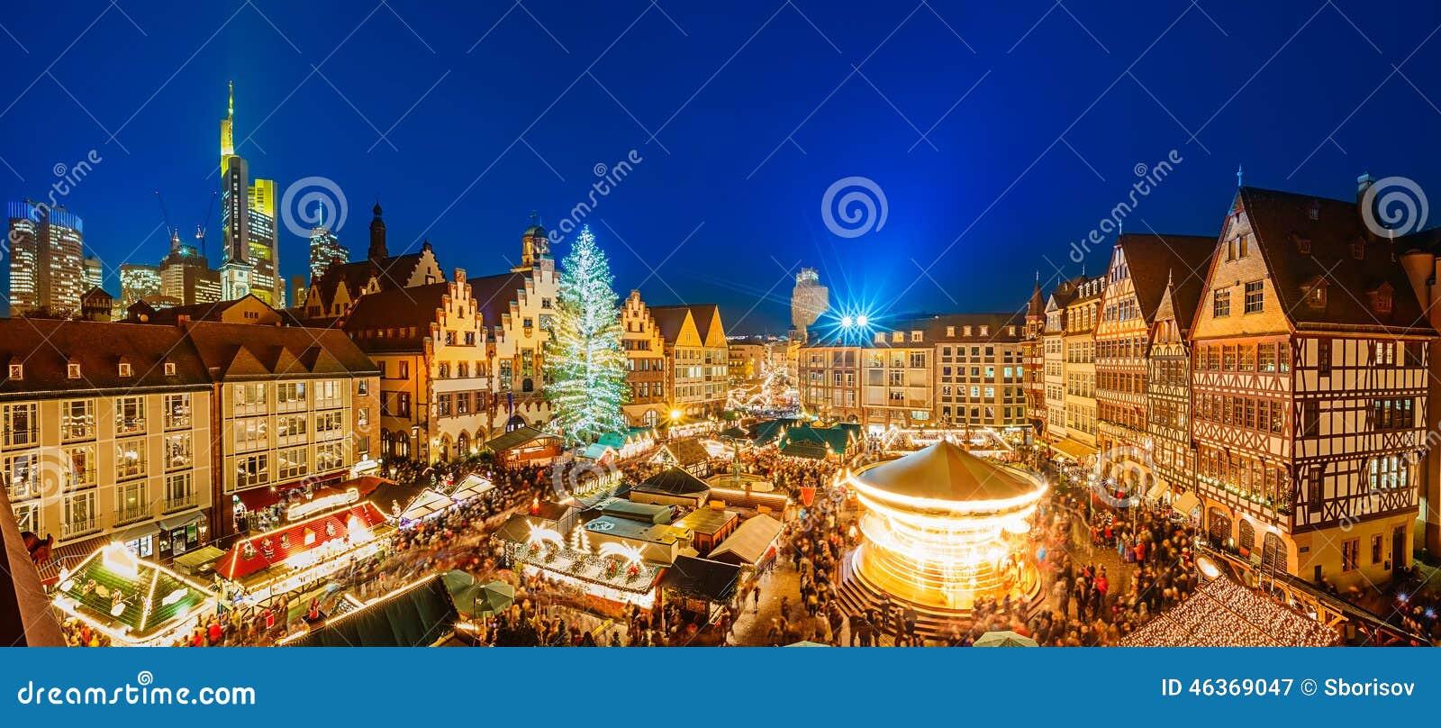 Markt De Frankfurt