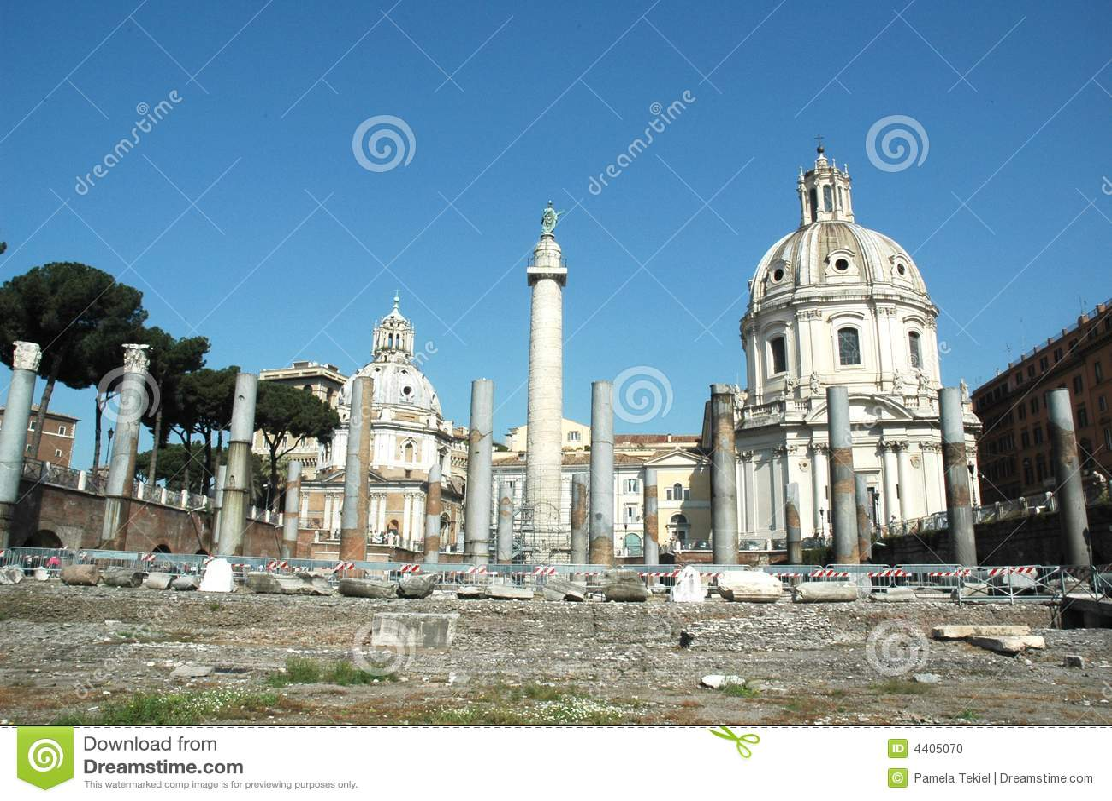 De Markten van Trajan