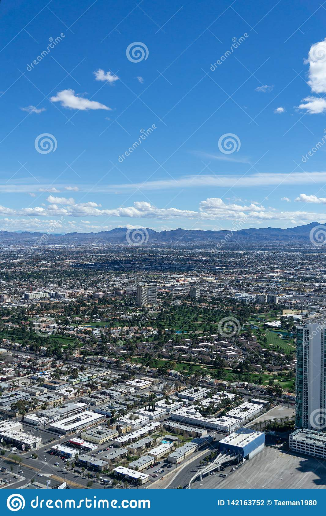 3 de marzo de 2019 - Las Vegas, Nevada - el top del restaurante del mundo - El COMIENZO