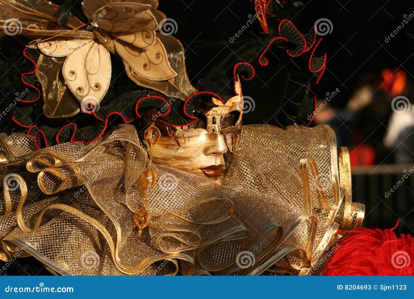 De Maskerade van Carnivale