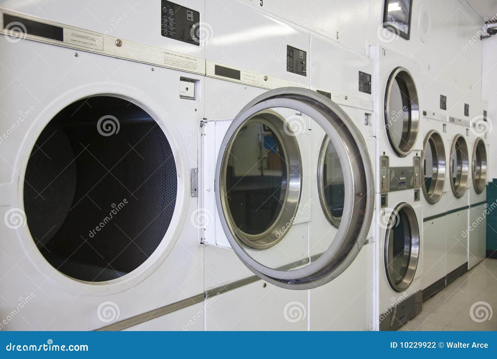 De Mat van de wasserij
