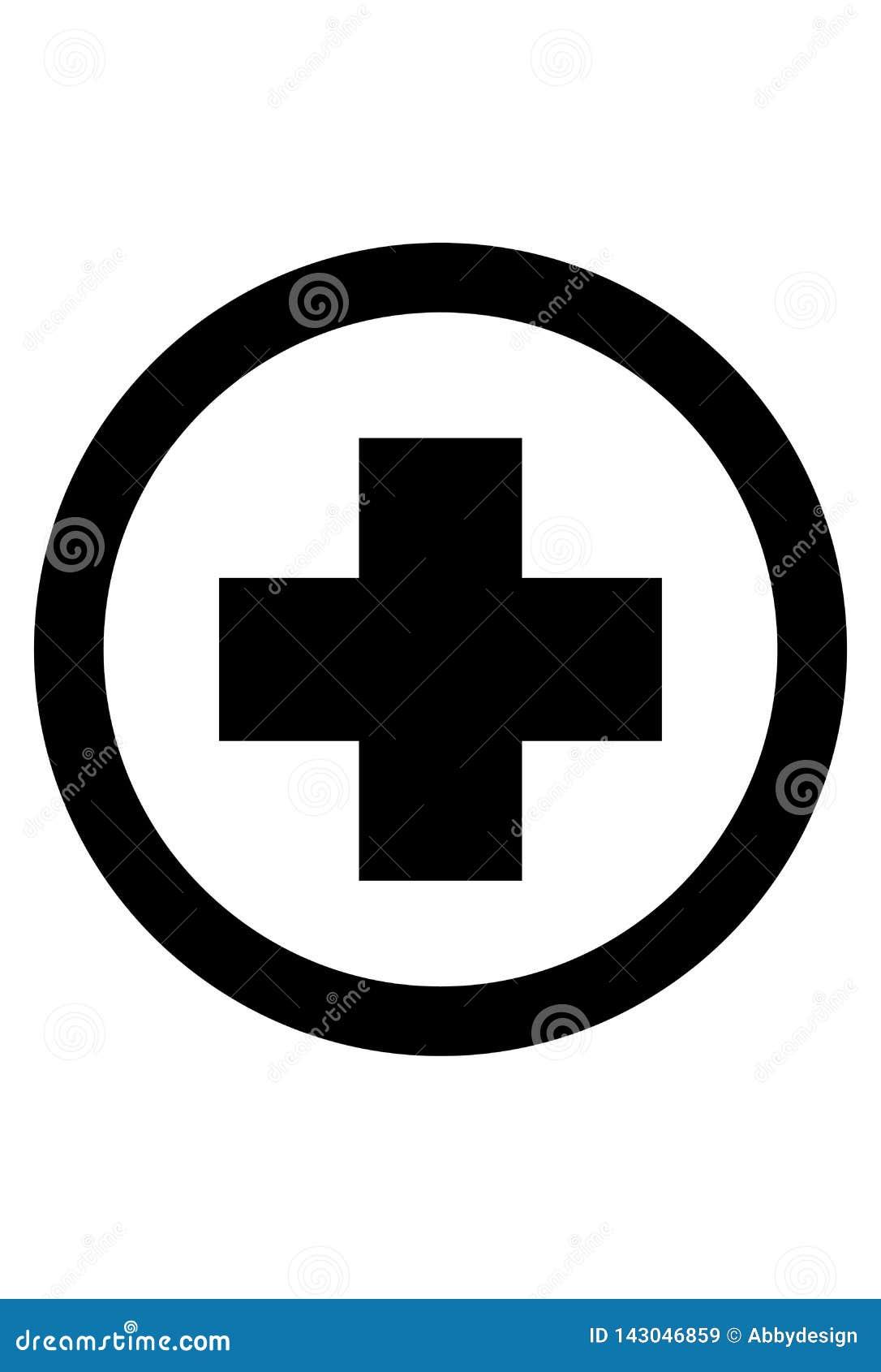 De medische Vector van het Tekenpictogram