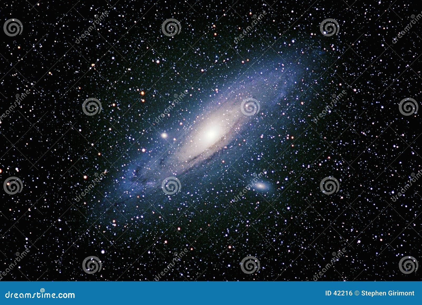 De Melkweg van Andromeda