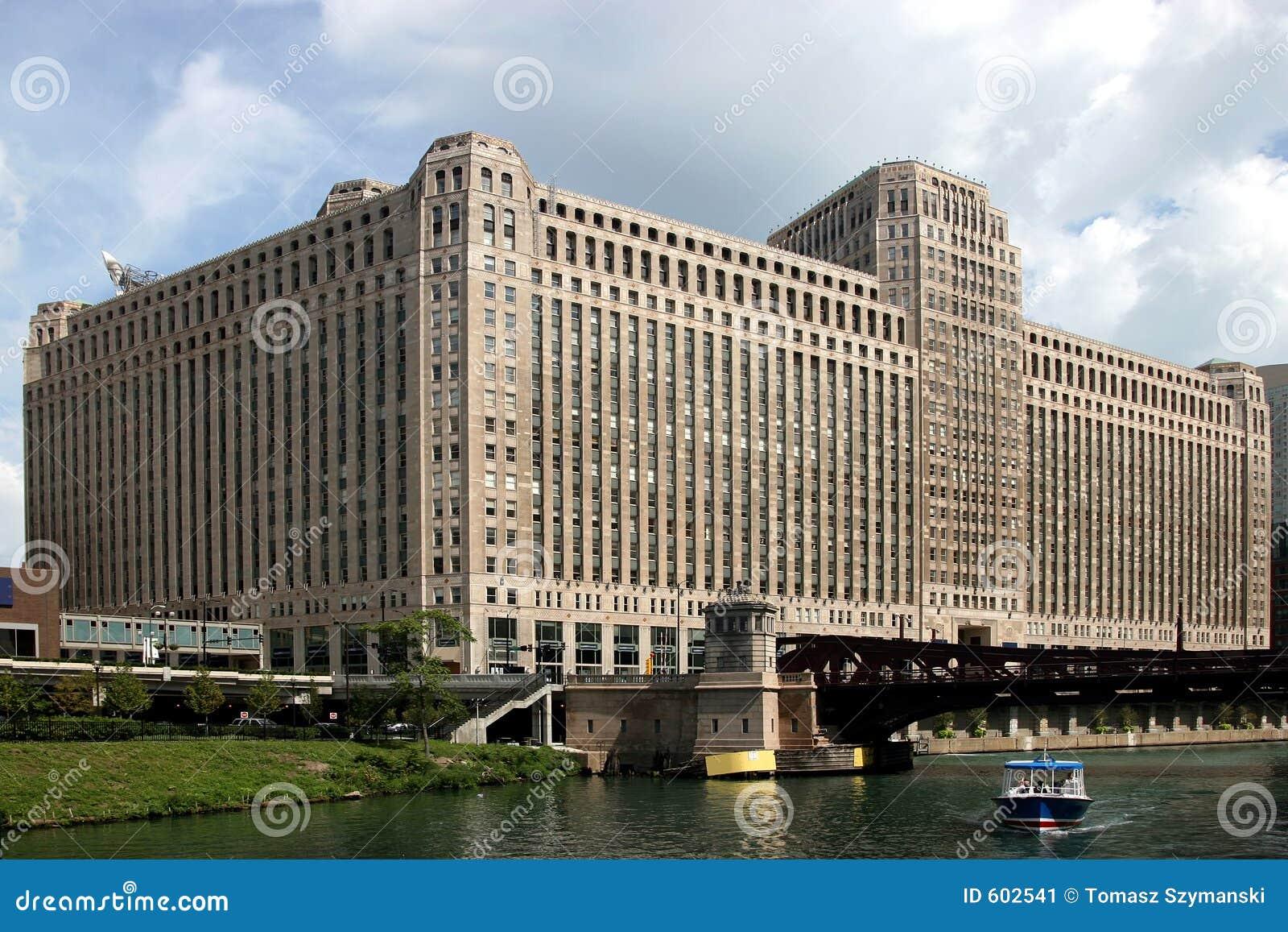 De mening van Chicago â van riverboat
