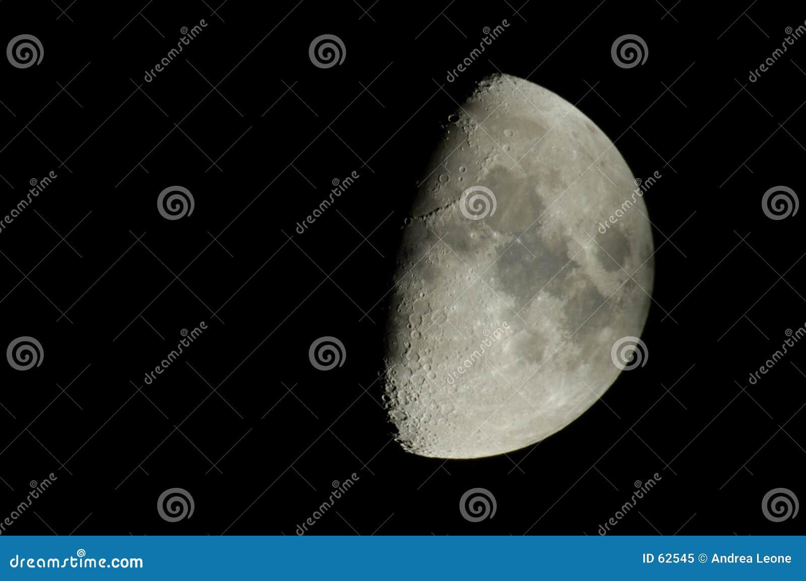 De mening van de maan