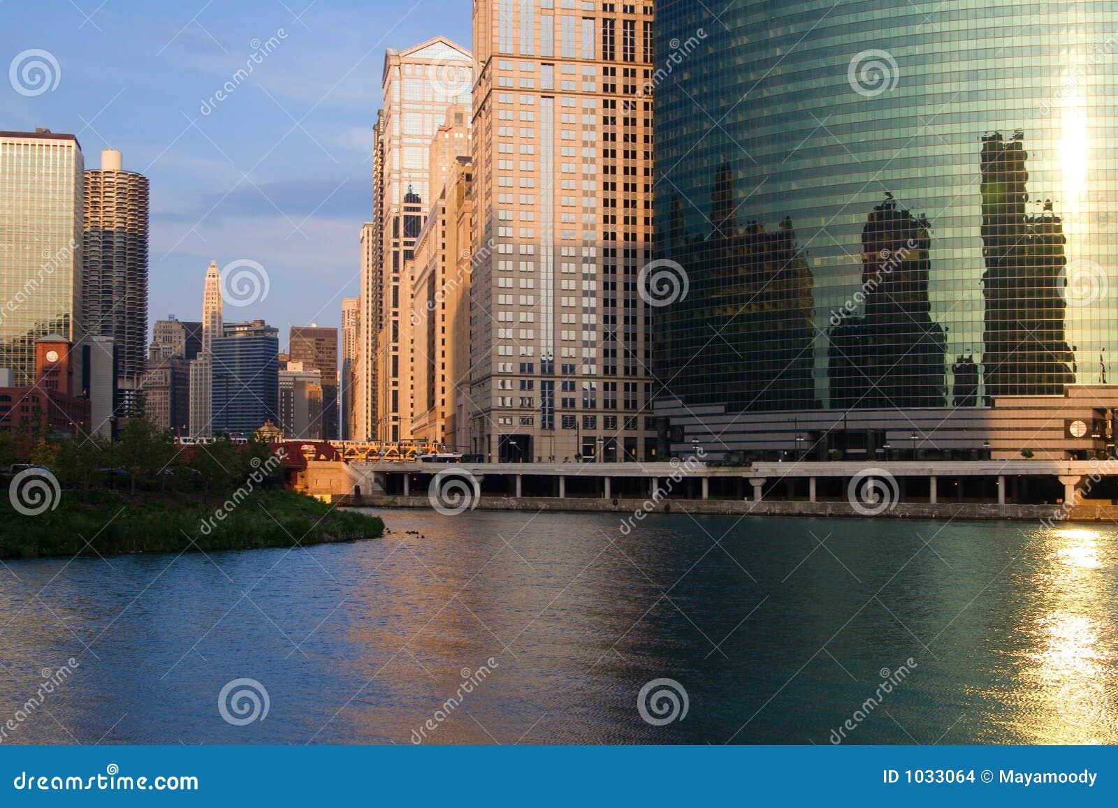 De Mening van de Stad van Chicago