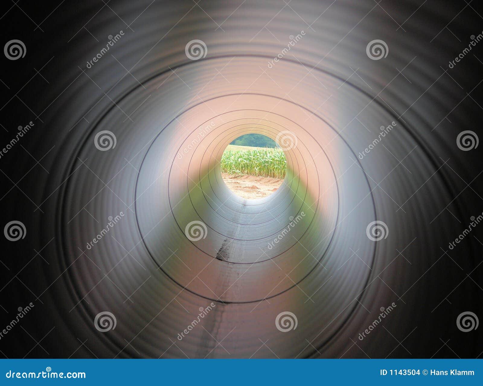 De Mening van de tunnel