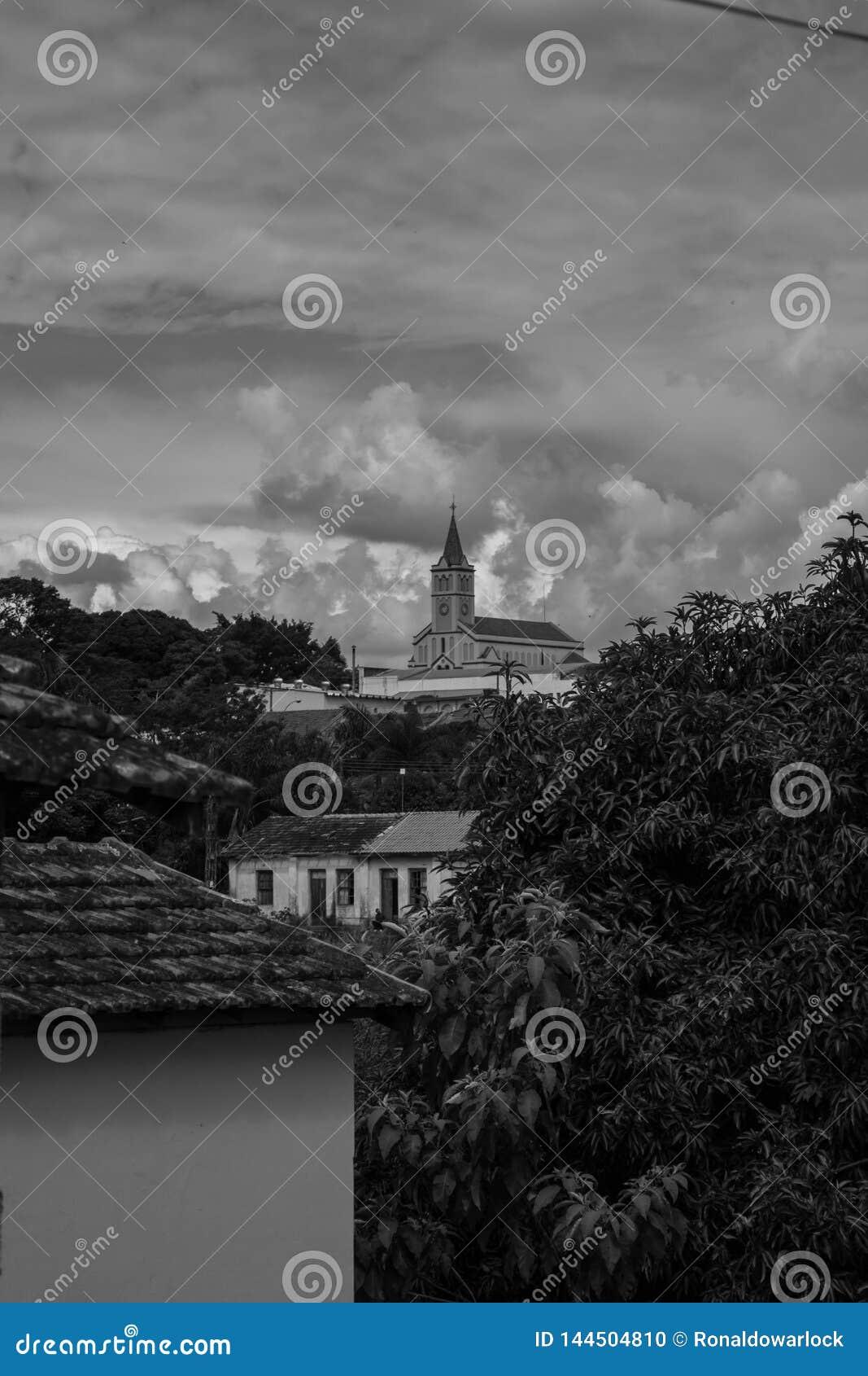 De mening van Nice van de kerk