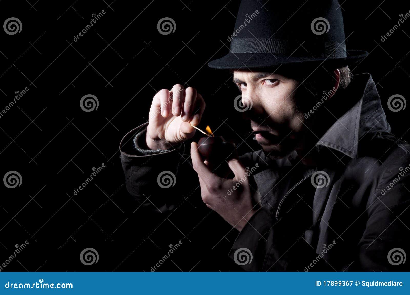 De mens van de geheimzinnigheid