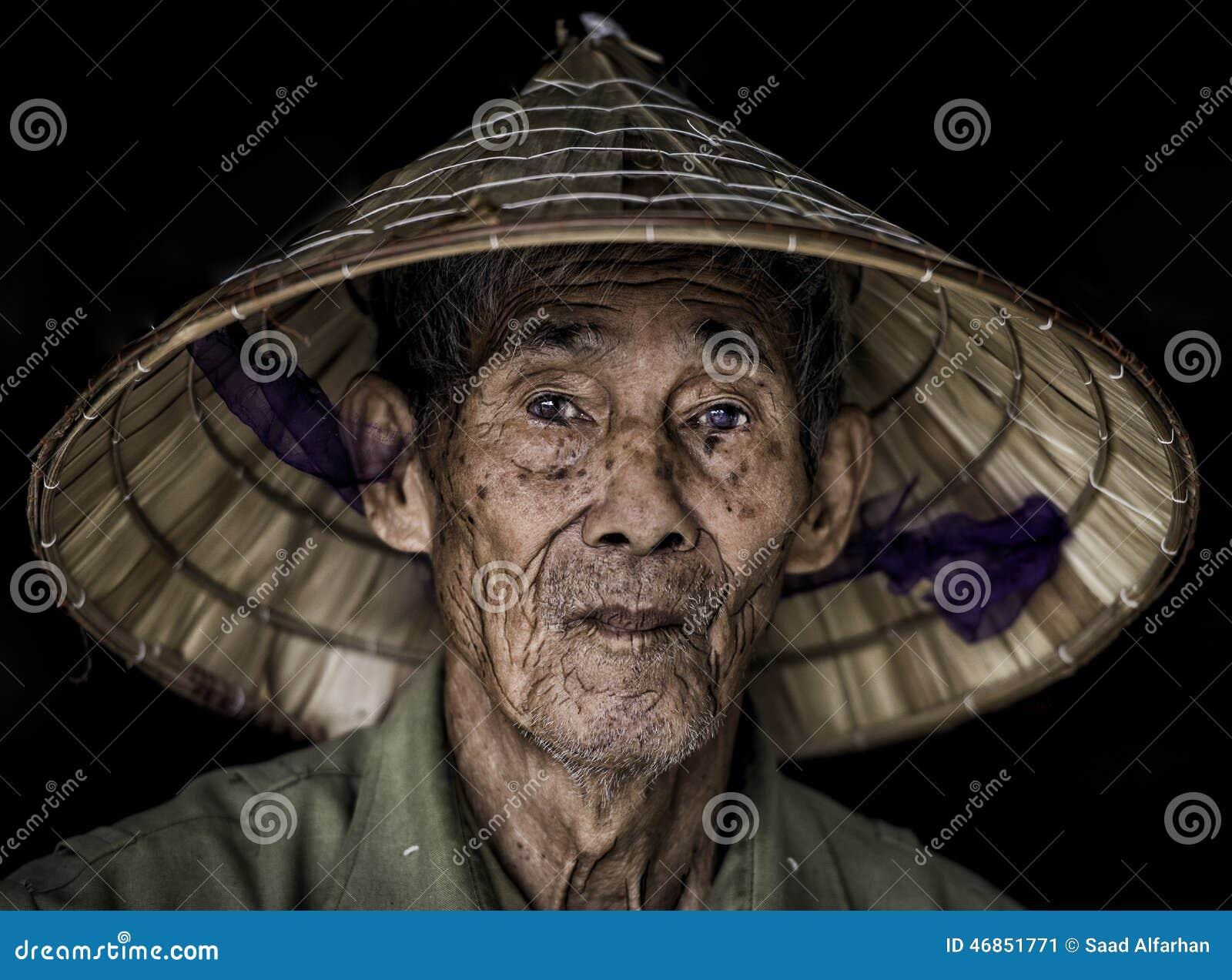 De mens van Vietnam