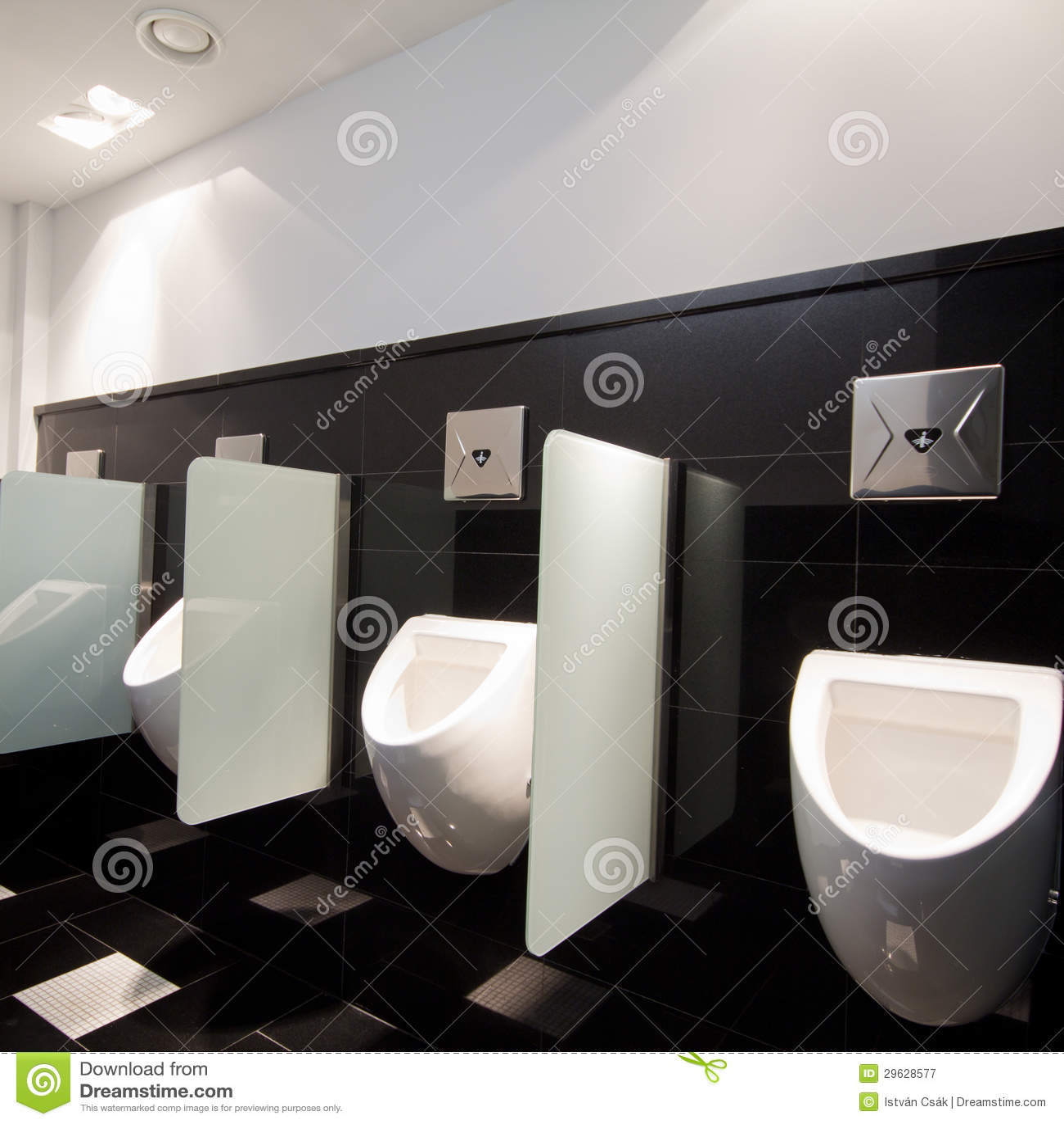 de mensen schone toiletten van het urinoir royalty vrije stock fotografie afbeelding 29628577. Black Bedroom Furniture Sets. Home Design Ideas