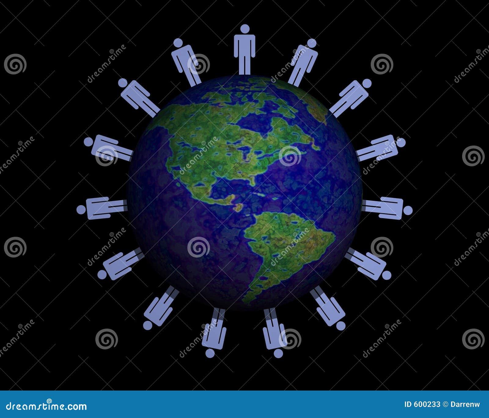 De Mensen van de wereld
