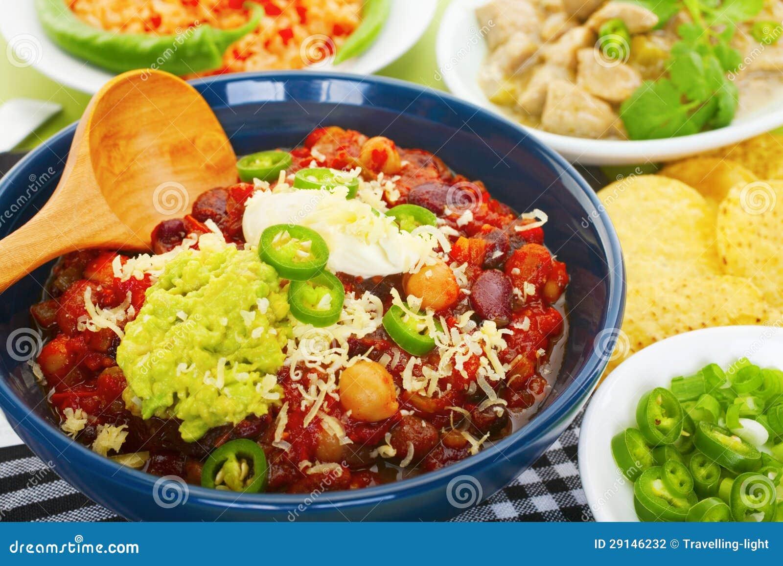 De Mexicaanse Selectie van het Voedsel
