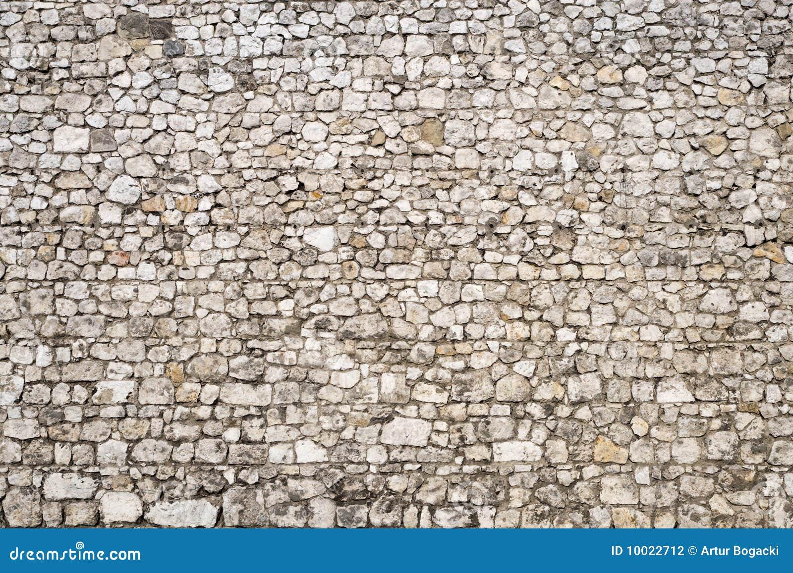 De middeleeuwse achtergrond van de muur van de steen stock ...