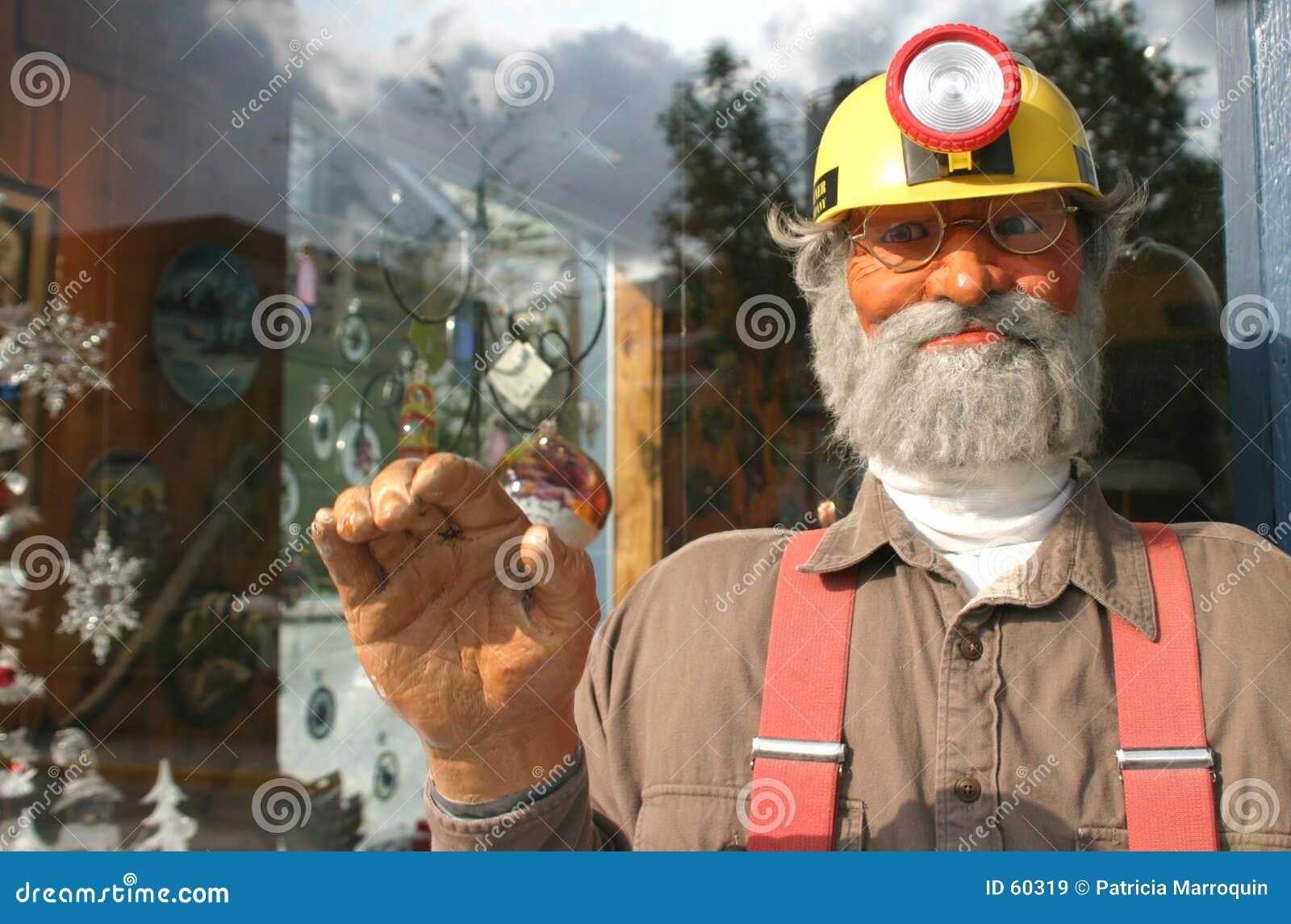 De Mijnwerker van Alaska