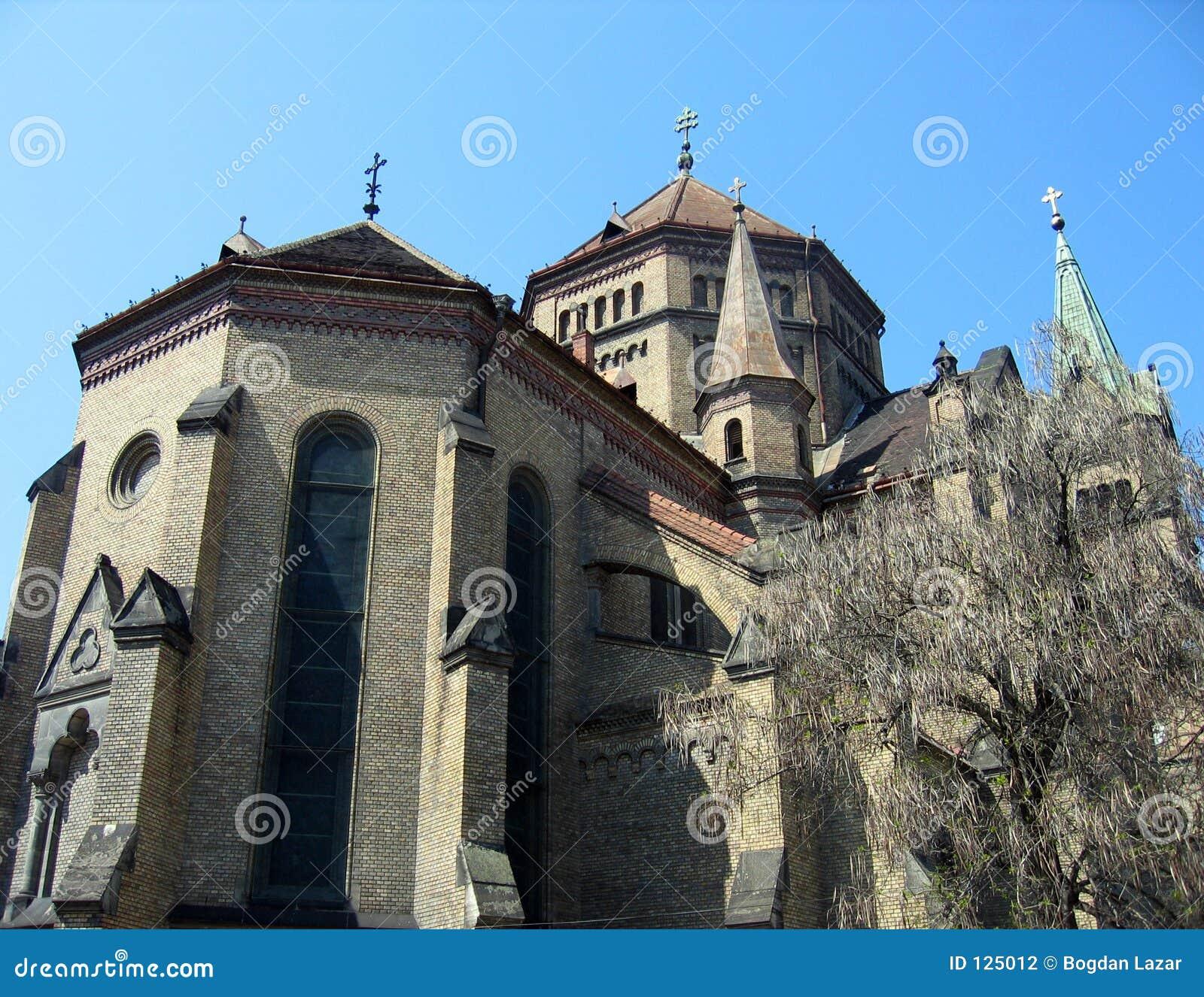 De millenniumkerk - Timiso