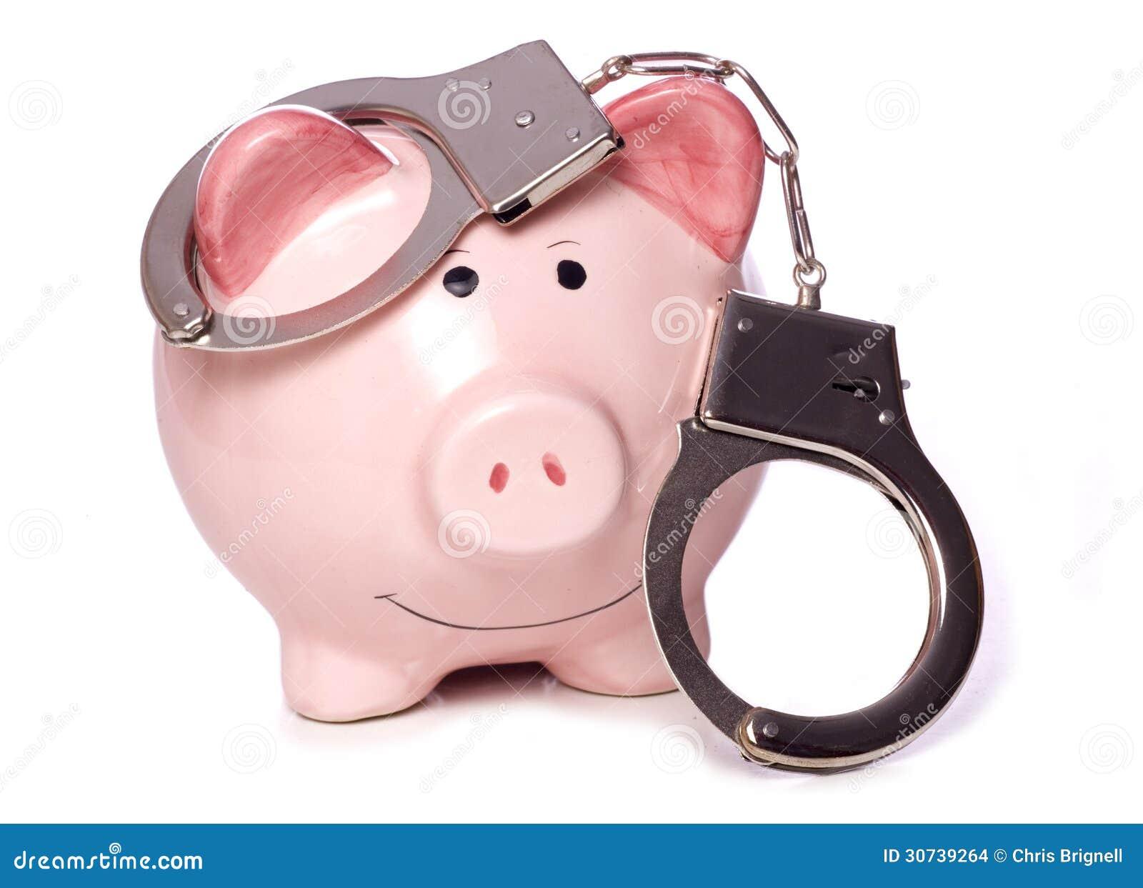 De misdaad betaalt niet