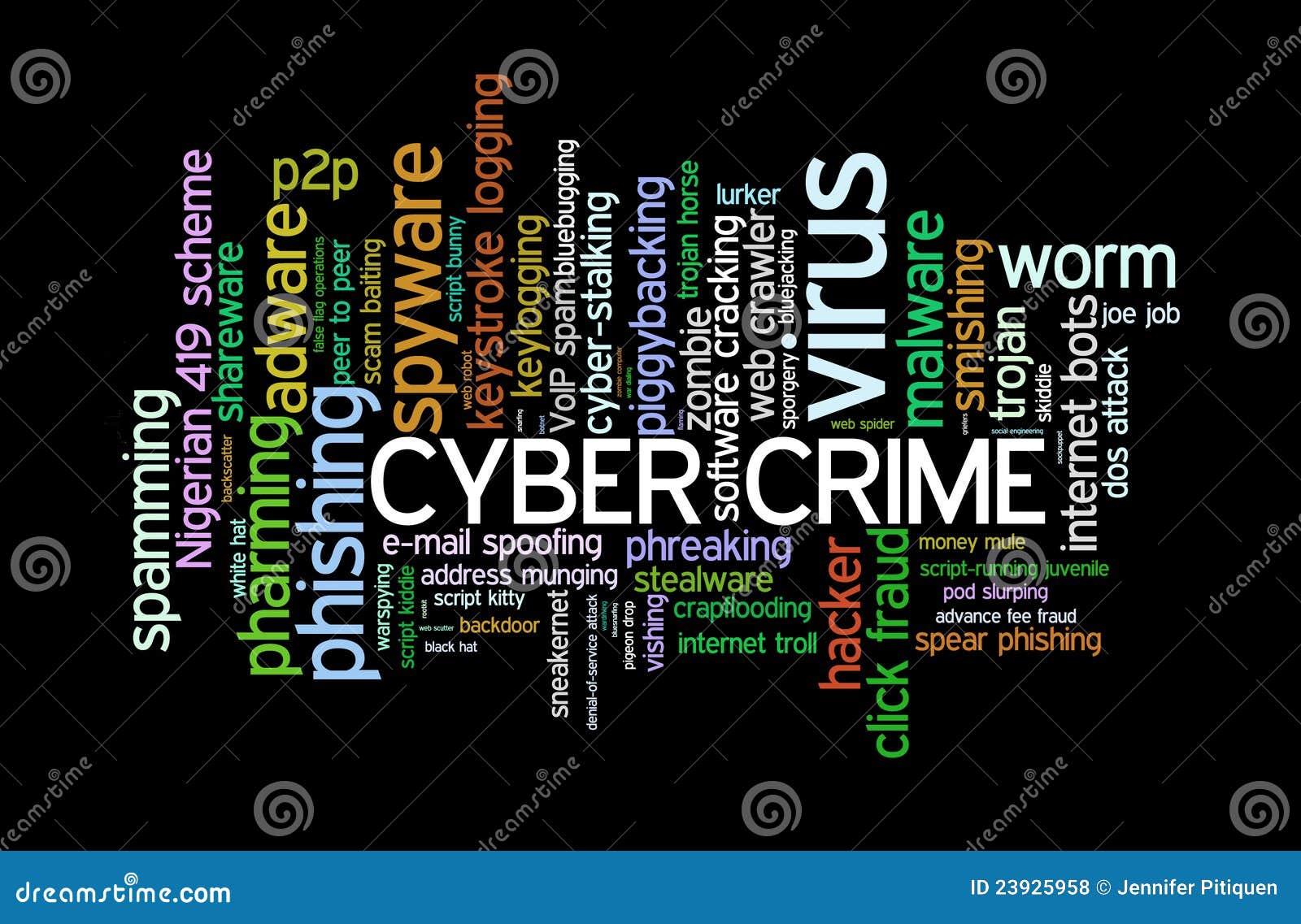 De Misdaad van Cyber
