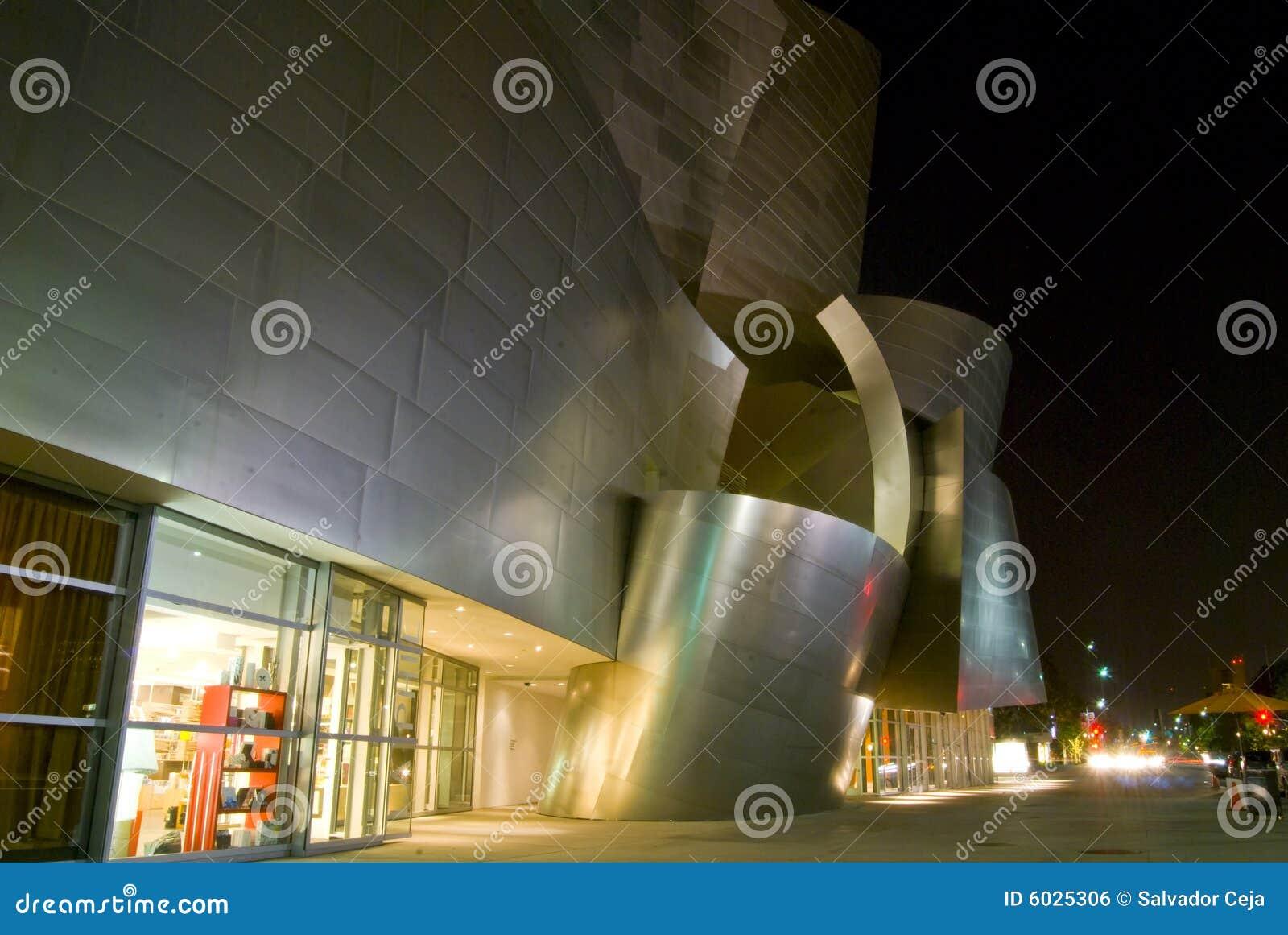 De moderne Architectuur van Los Angeles