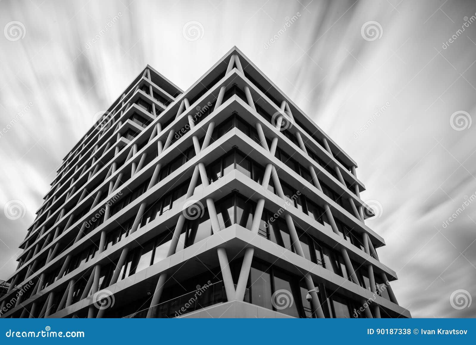 De moderne bouw in berlijn stock foto afbeelding for Moderne bouw