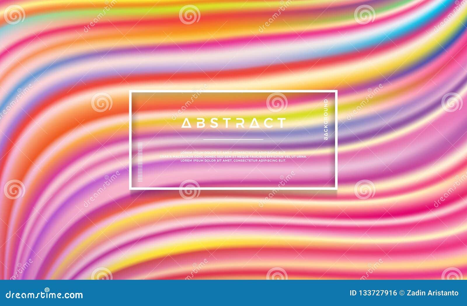 De moderne kleurrijke abstracte achtergrond is geschikt voor digitale achtergrond, behang, en anderen