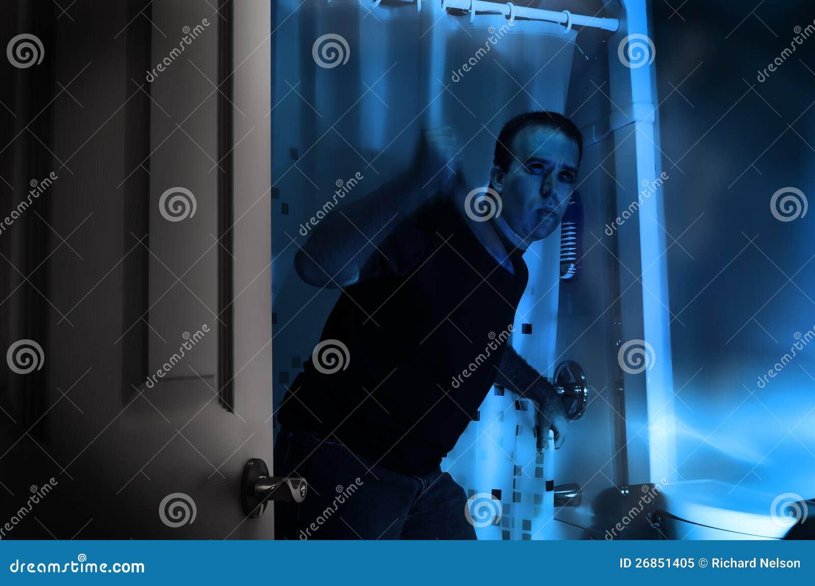 De Moord van de badkamers