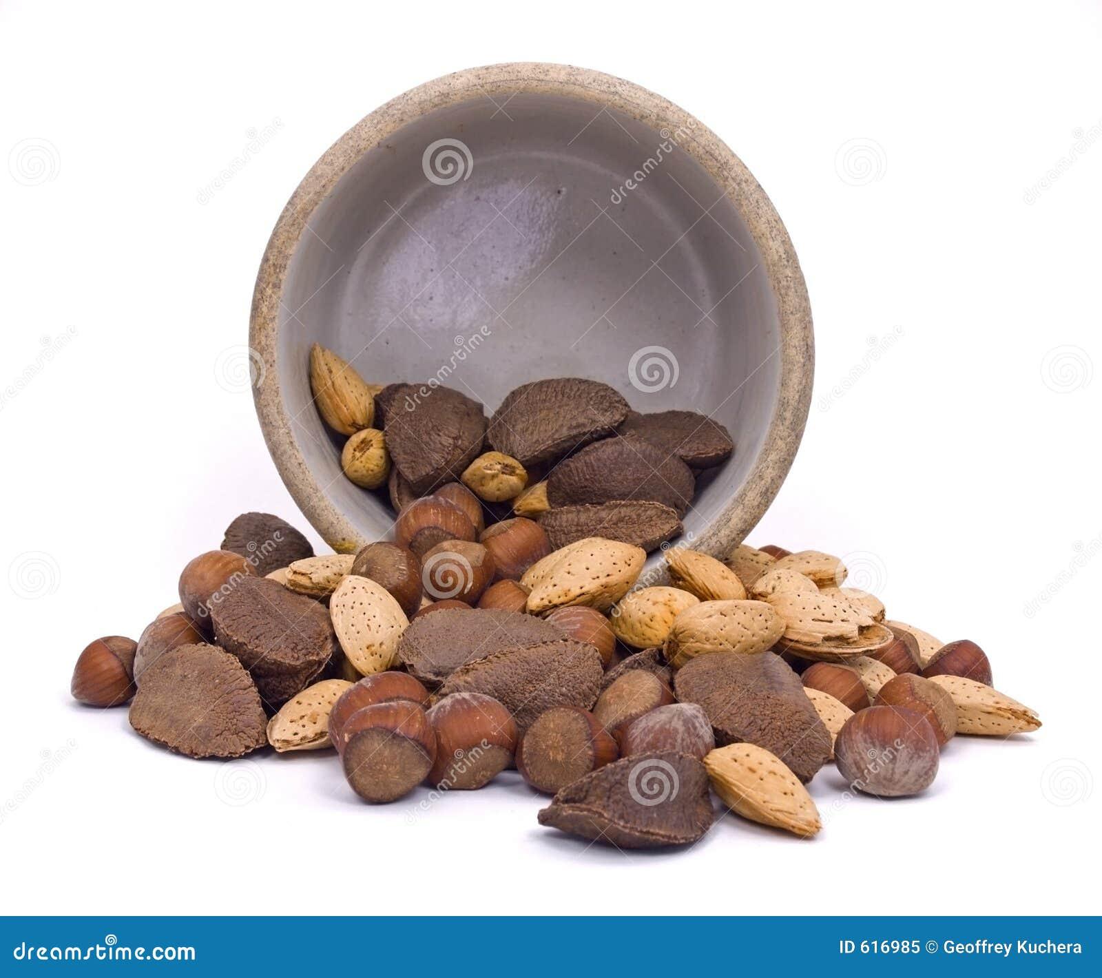 De Morserij van noten uit Slijpstof