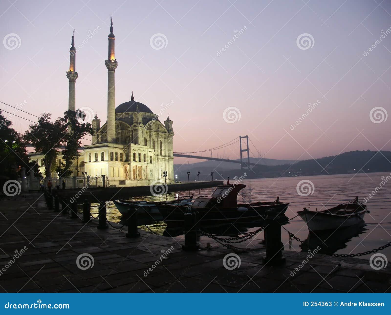 De moskee van Buyuk Mecidiye