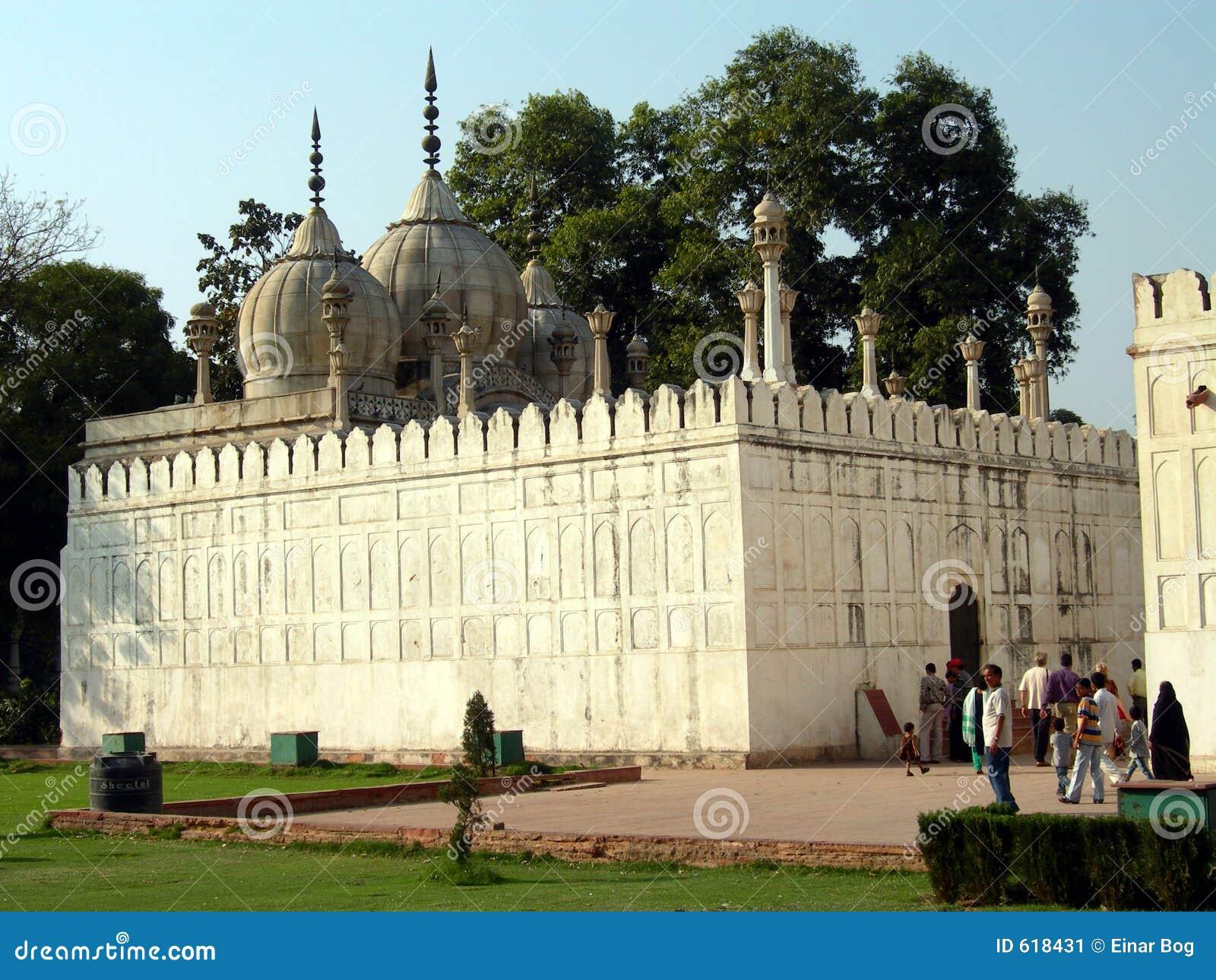 De moskee van de parel