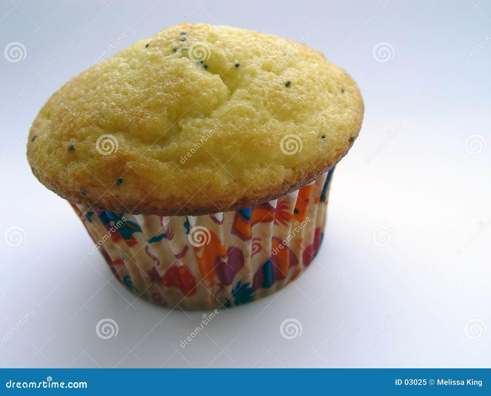 De Muffin van het Zaad van de papaver
