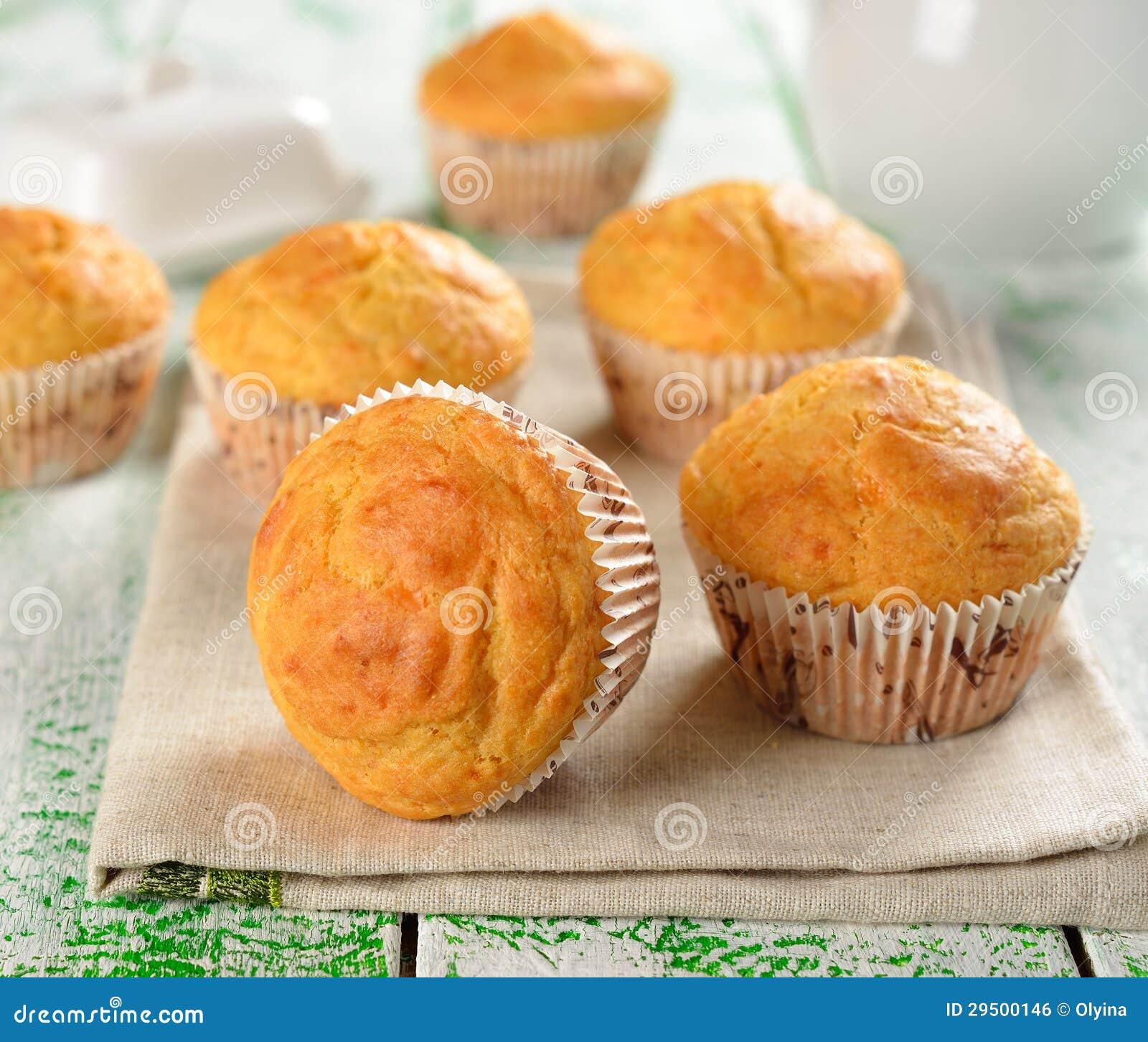 De muffins van het graan