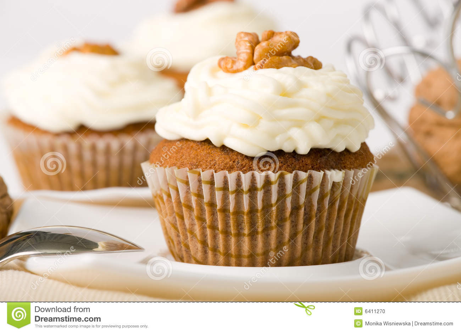 De Muffins van okkernoten