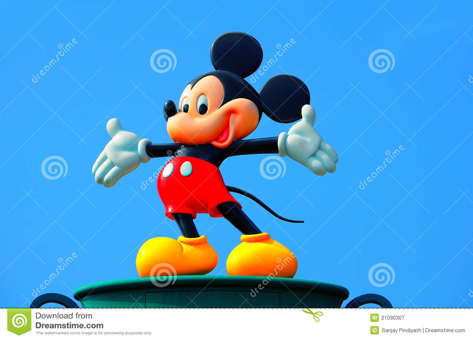 De muis van Mickey