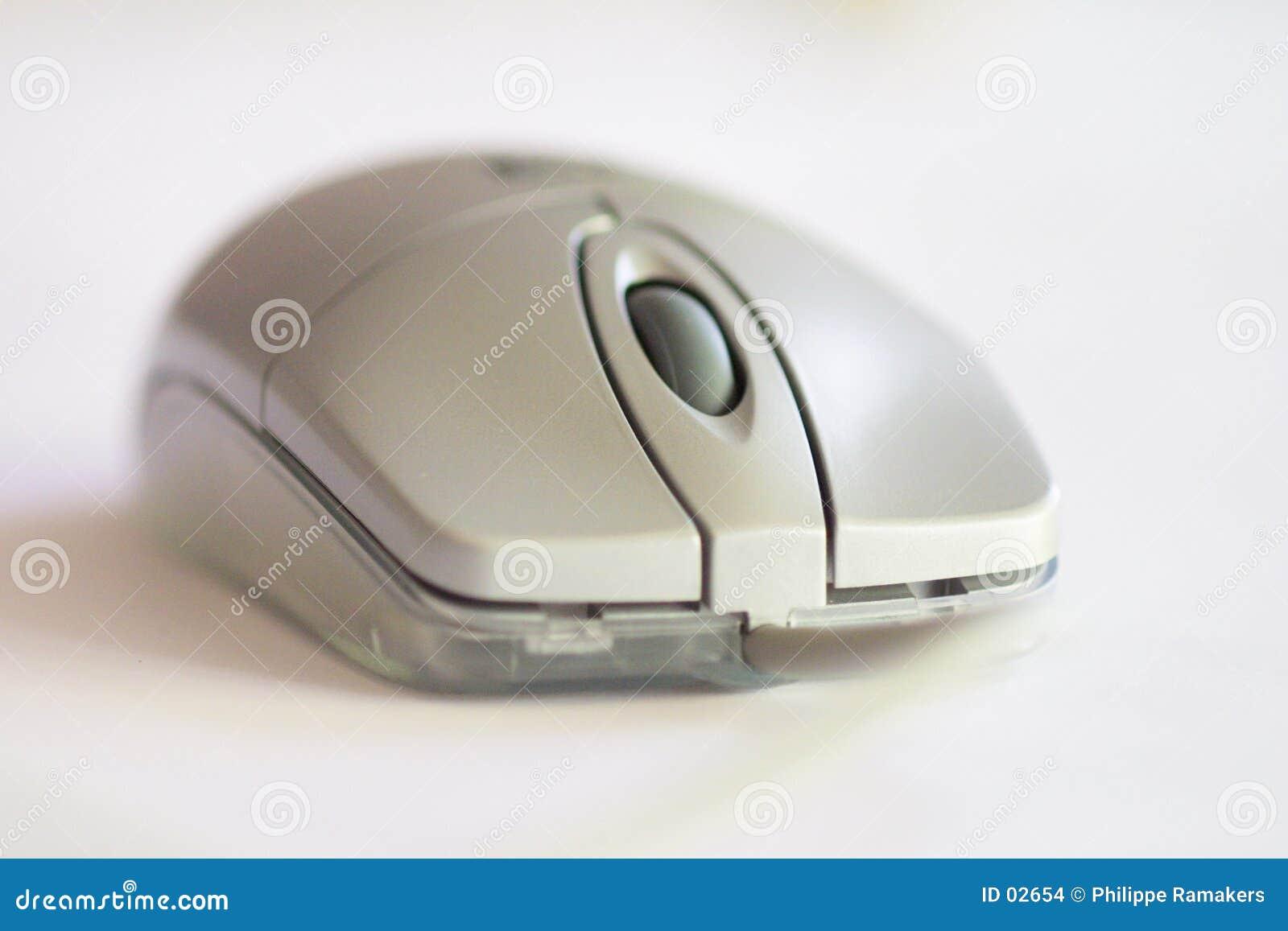 De muis van PC