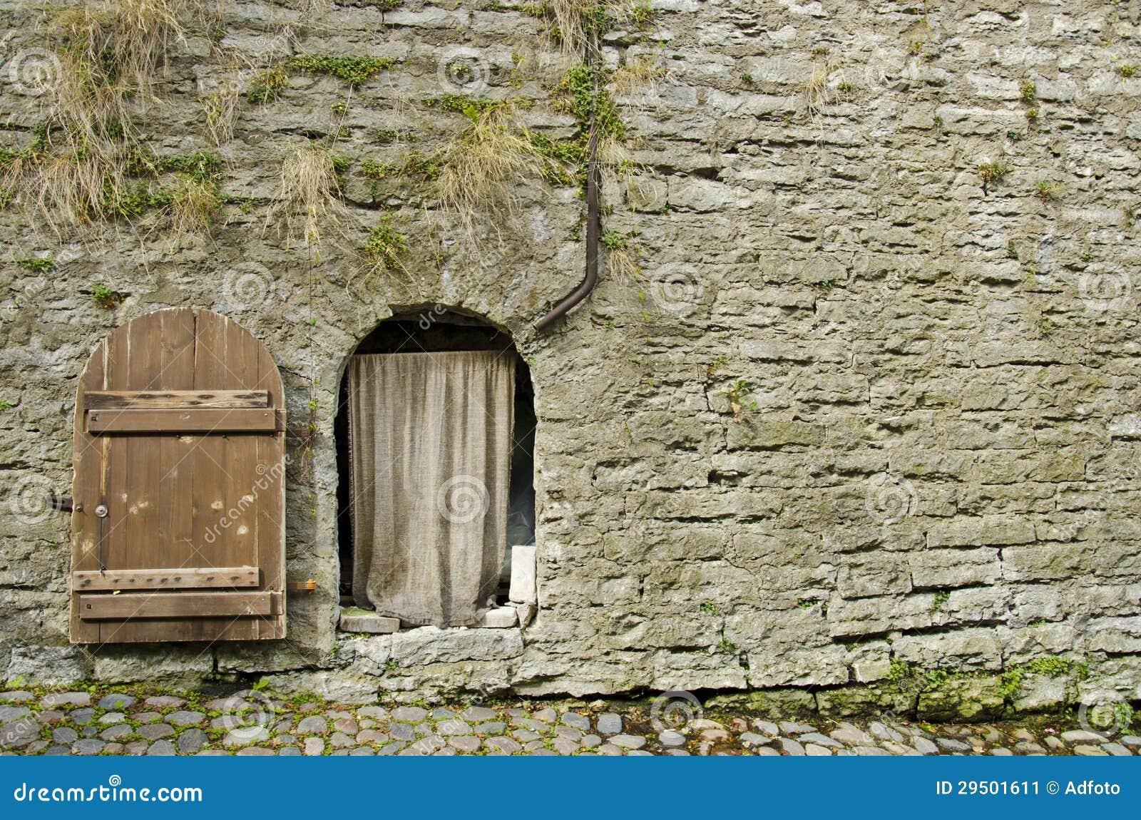 De Muur en de Deur van de vesting