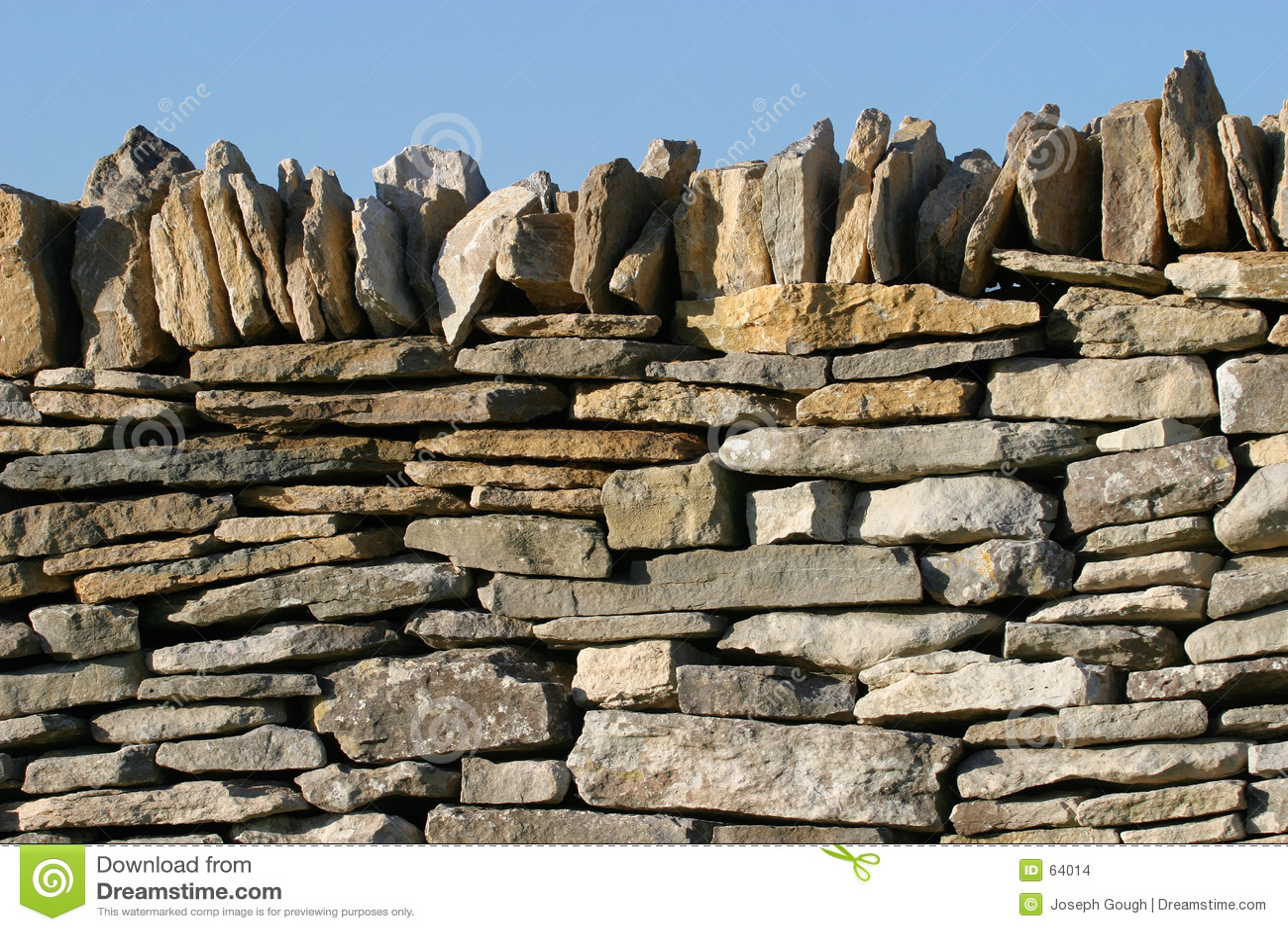 De Muur van de droge Steen