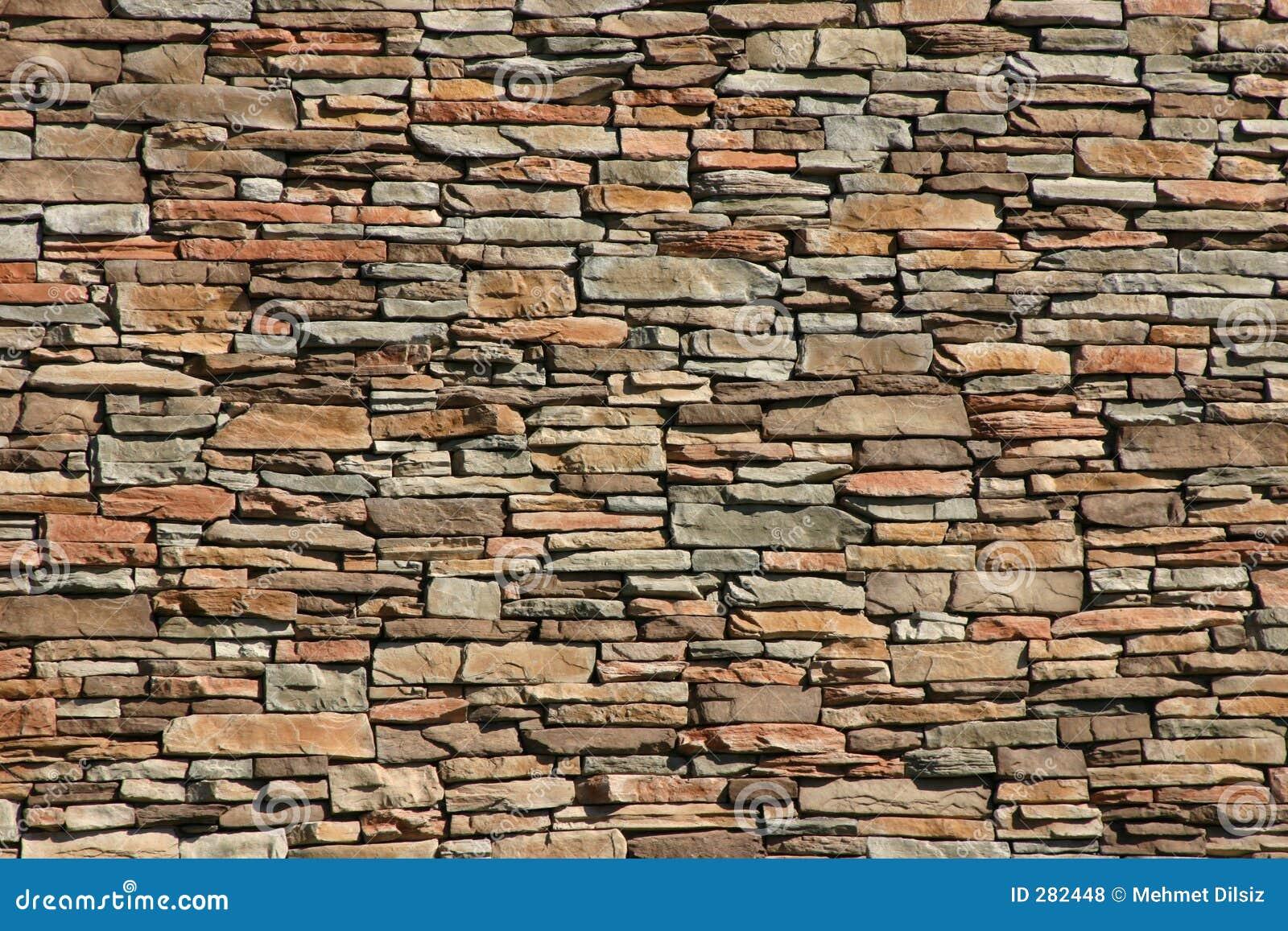 De Muur van de rots