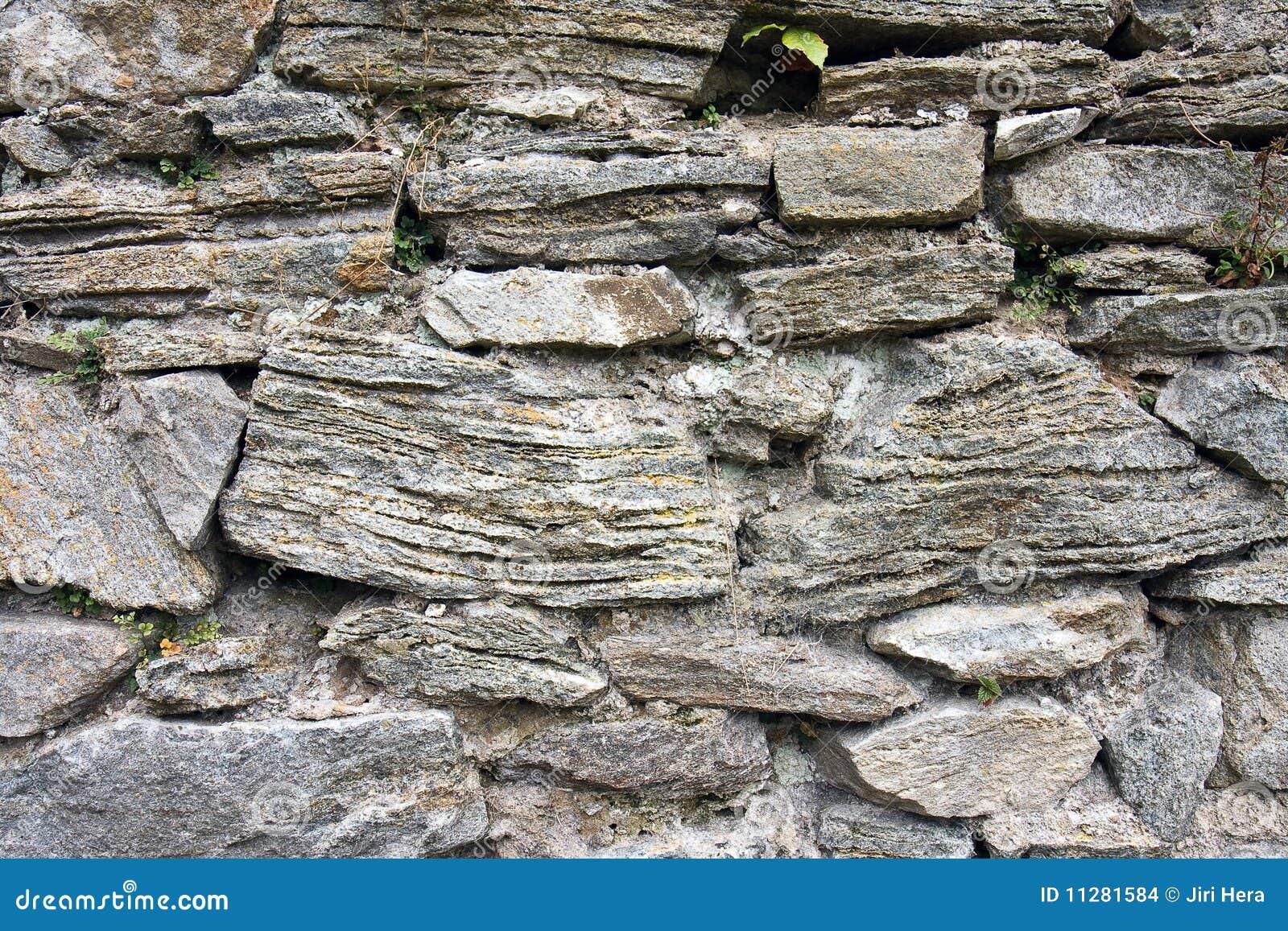 De muur van de steen stock afbeeldingen afbeelding 11281584 - Muur steen duidelijk ...