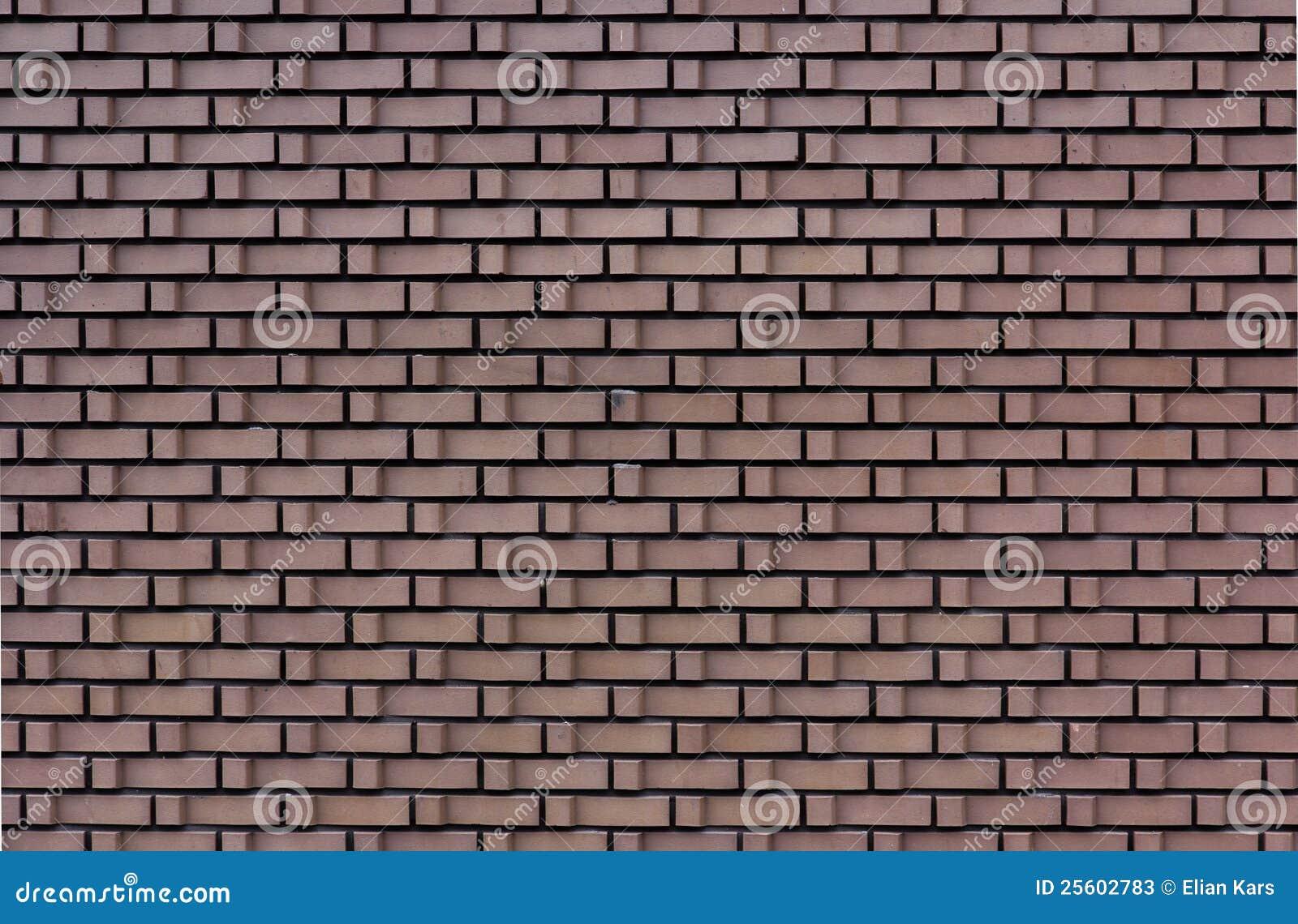 De muur van de steen met l vormige baksteen stock foto's ...