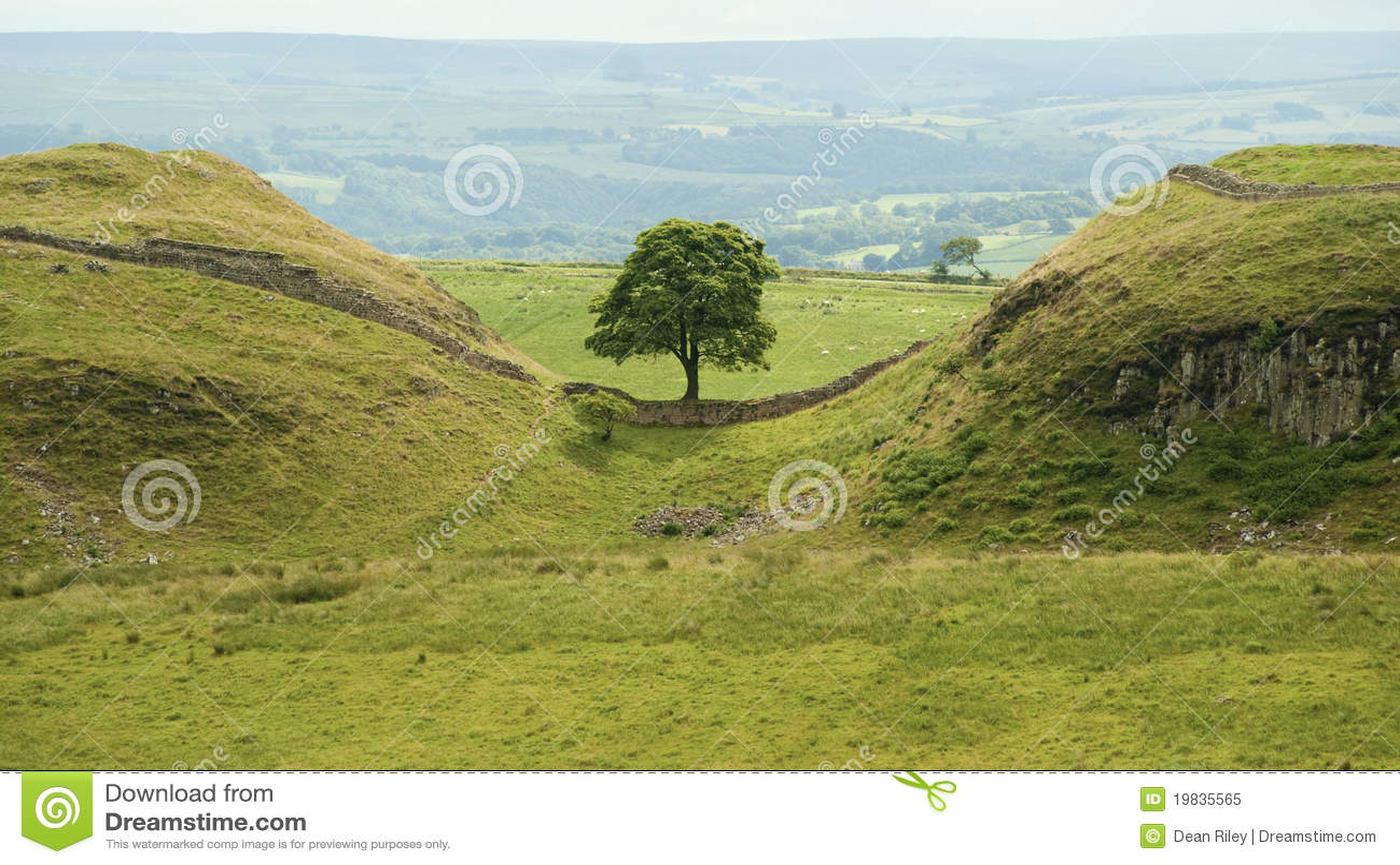 De Muur van Hadrian