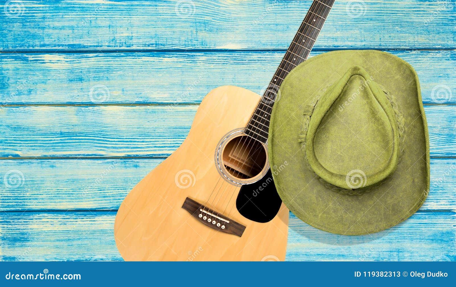 De Muziek van de country muziek