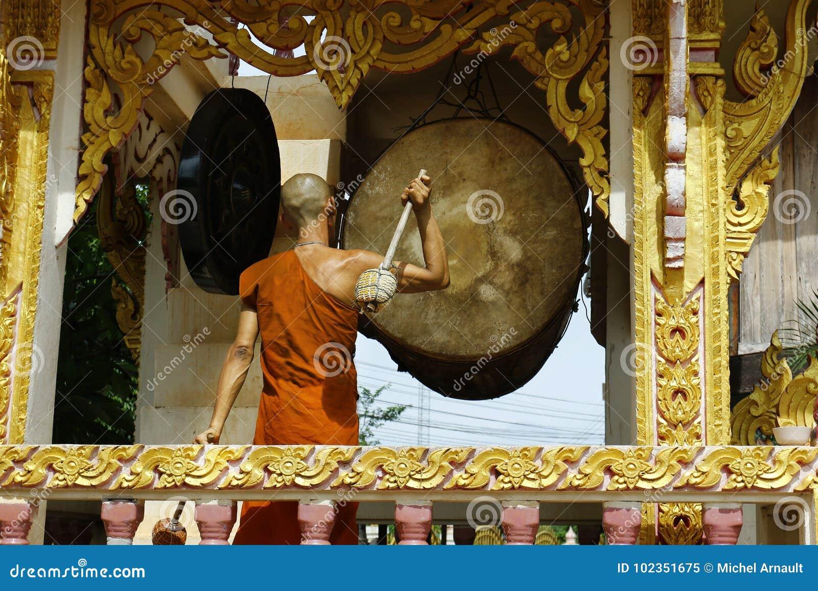 De muziek van het monniksspel