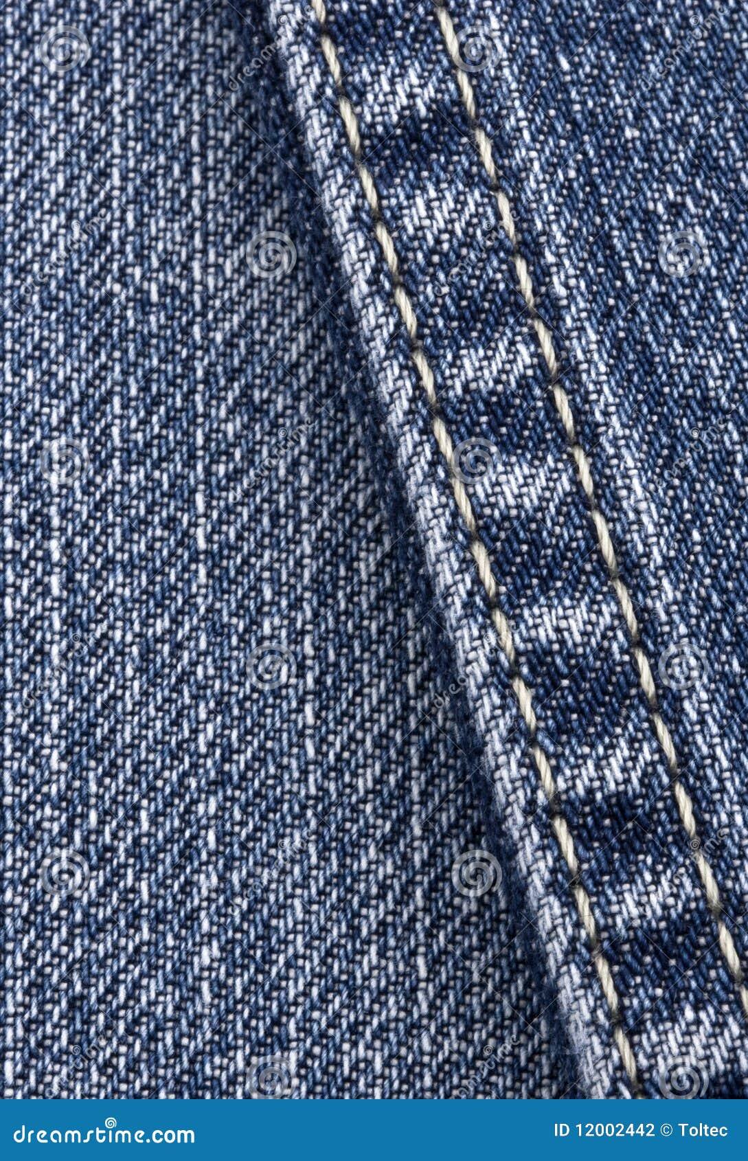 De naad van jeans stock foto afbeelding bestaande uit detail 12002442 - De naad bouwen ...