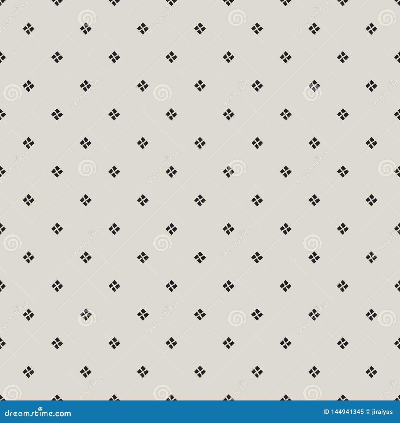De naadloze Textuur Patroon Vector van het Achtergrondtegels of Stoffensurferoverhemd met Vierkant