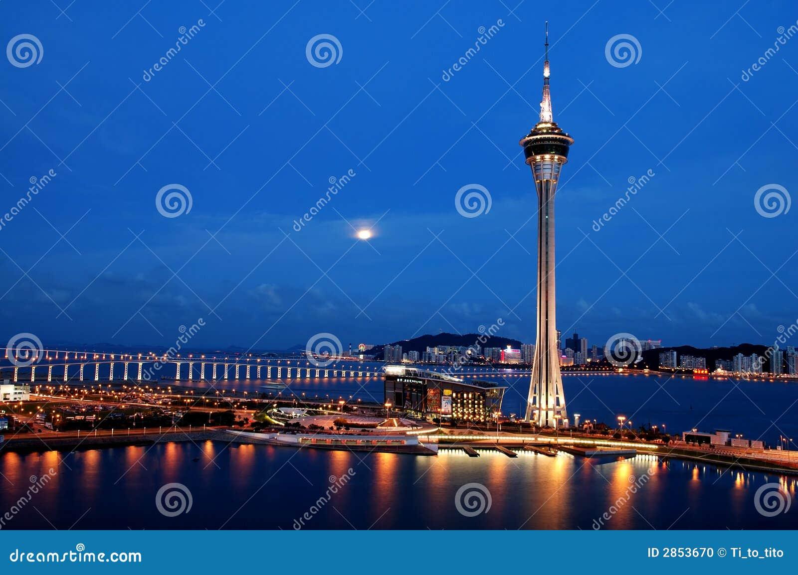 De nacht van Macao