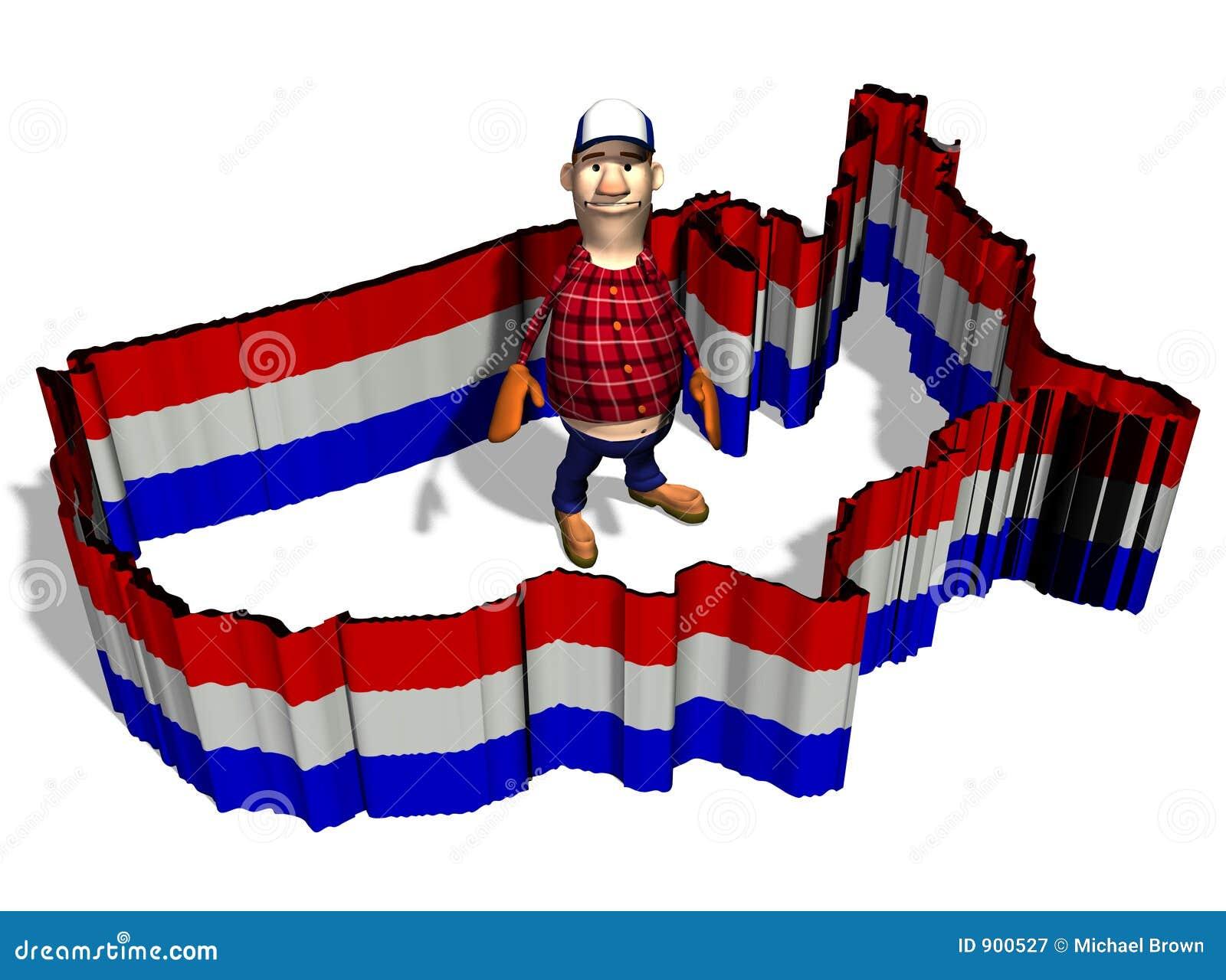De Natie van Redneck - Immigratie