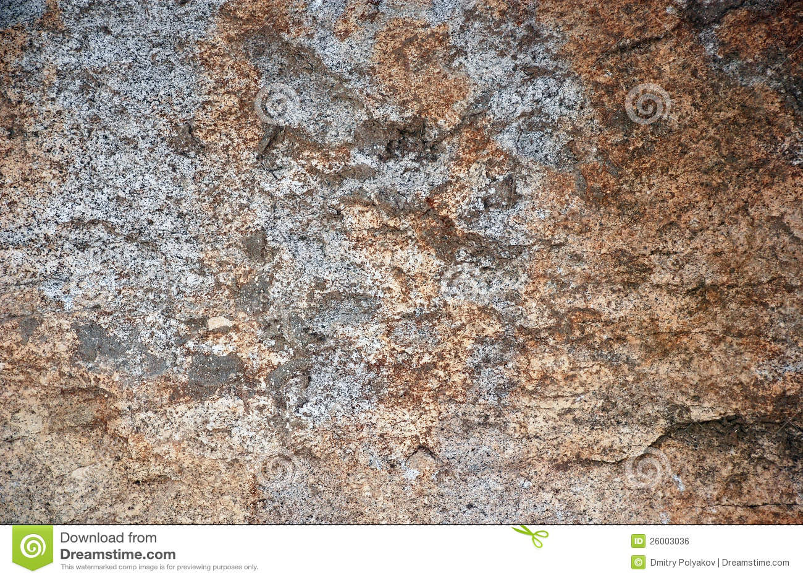 De natuurlijke Achtergrond van de Steen