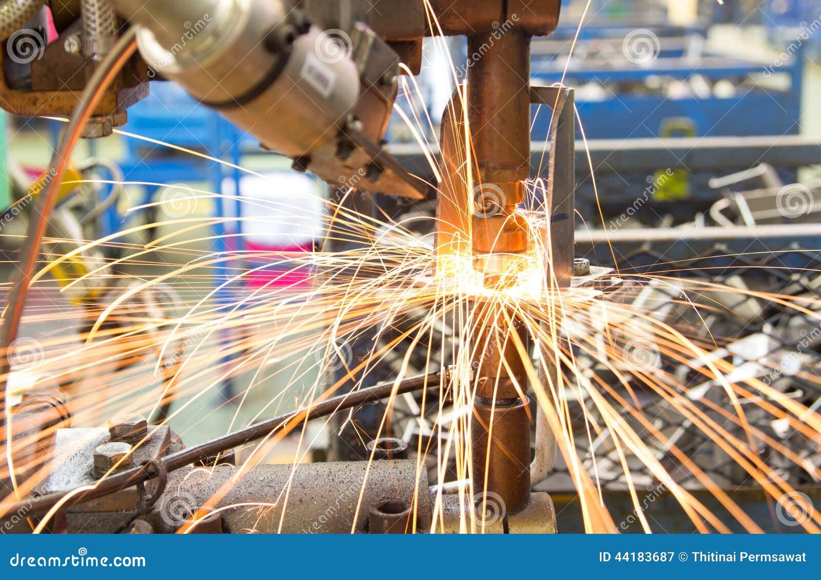 De noot van de machinevlek