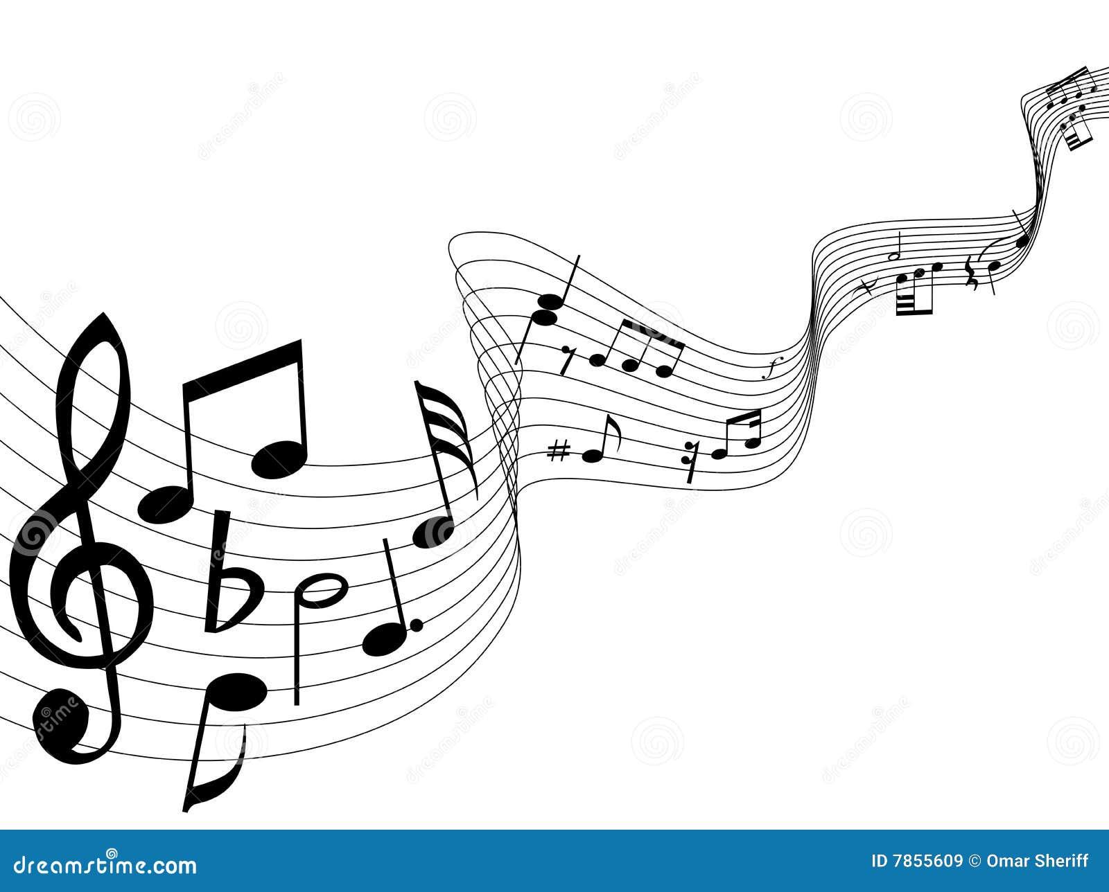 De nota s van de muziek