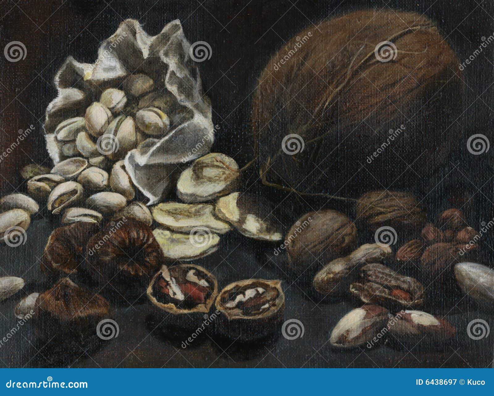 De noten